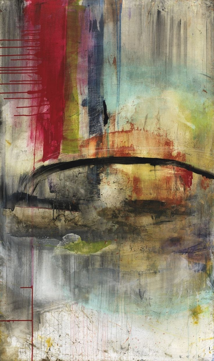 233 Best Abstract Art Images On Pinterest | Abstract Art, Abstract With 2017 Ottawa Abstract Wall Art (View 3 of 20)