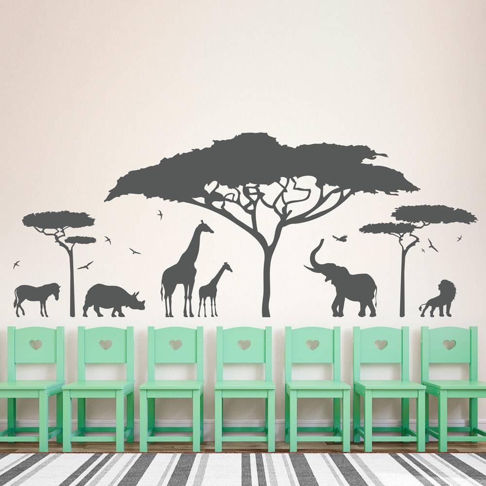 25 African Safari Wall Art, Print Wild Dog Lycaon African Safari With Newest JungleAnimal Wall Art (View 2 of 20)