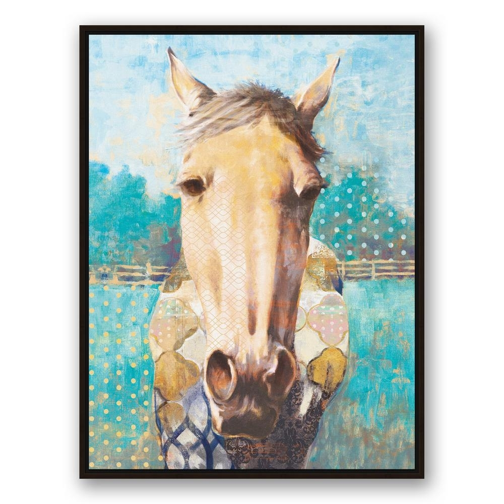 Abstract Horse Wall Art | Wall Decor & Visual Arts | Compare Regarding Most Recently Released Abstract Horse Wall Art (View 8 of 20)