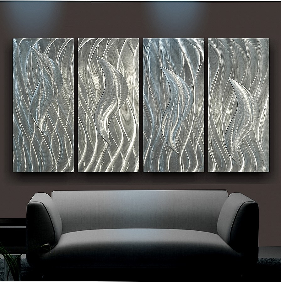 Abstract Metal Wall Art Cheap Elegant Wall Art Ideas Design Pertaining To Latest Inexpensive Abstract Metal Wall Art (View 15 of 20)