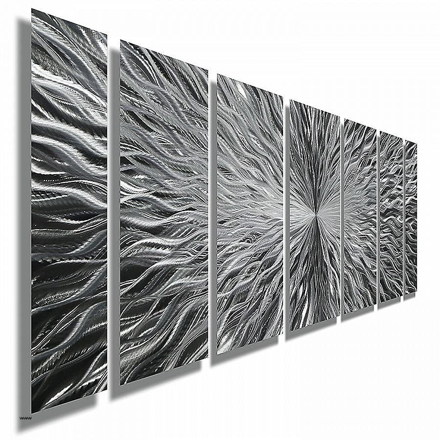 Abstract Metal Wall Art Cheap Lovely Amazon Silver Contemporary With Regard To Most Recently Released Inexpensive Abstract Metal Wall Art (View 10 of 20)