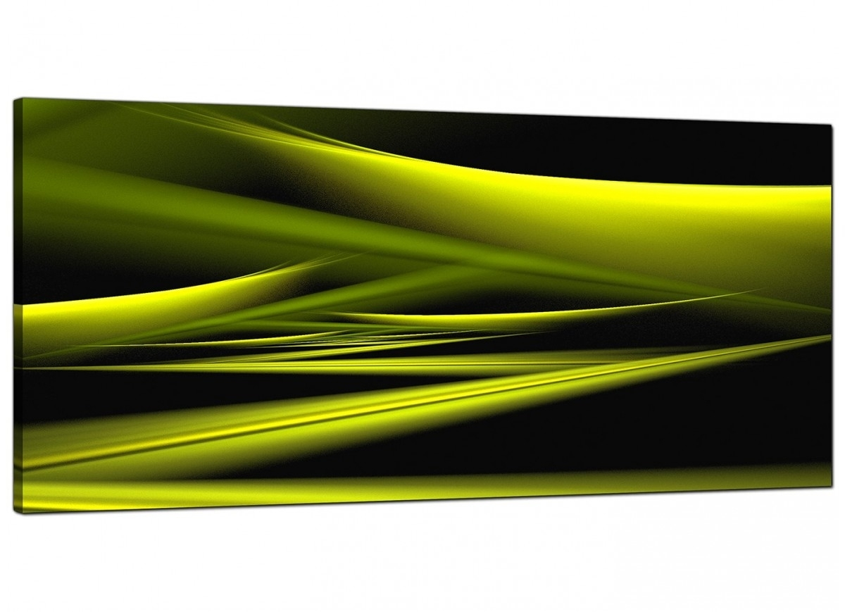 Accessories: Breathtaking Picture Of Modern Neon Lighting Art Lime Within 2017 Abstract Neon Wall Art (View 6 of 20)