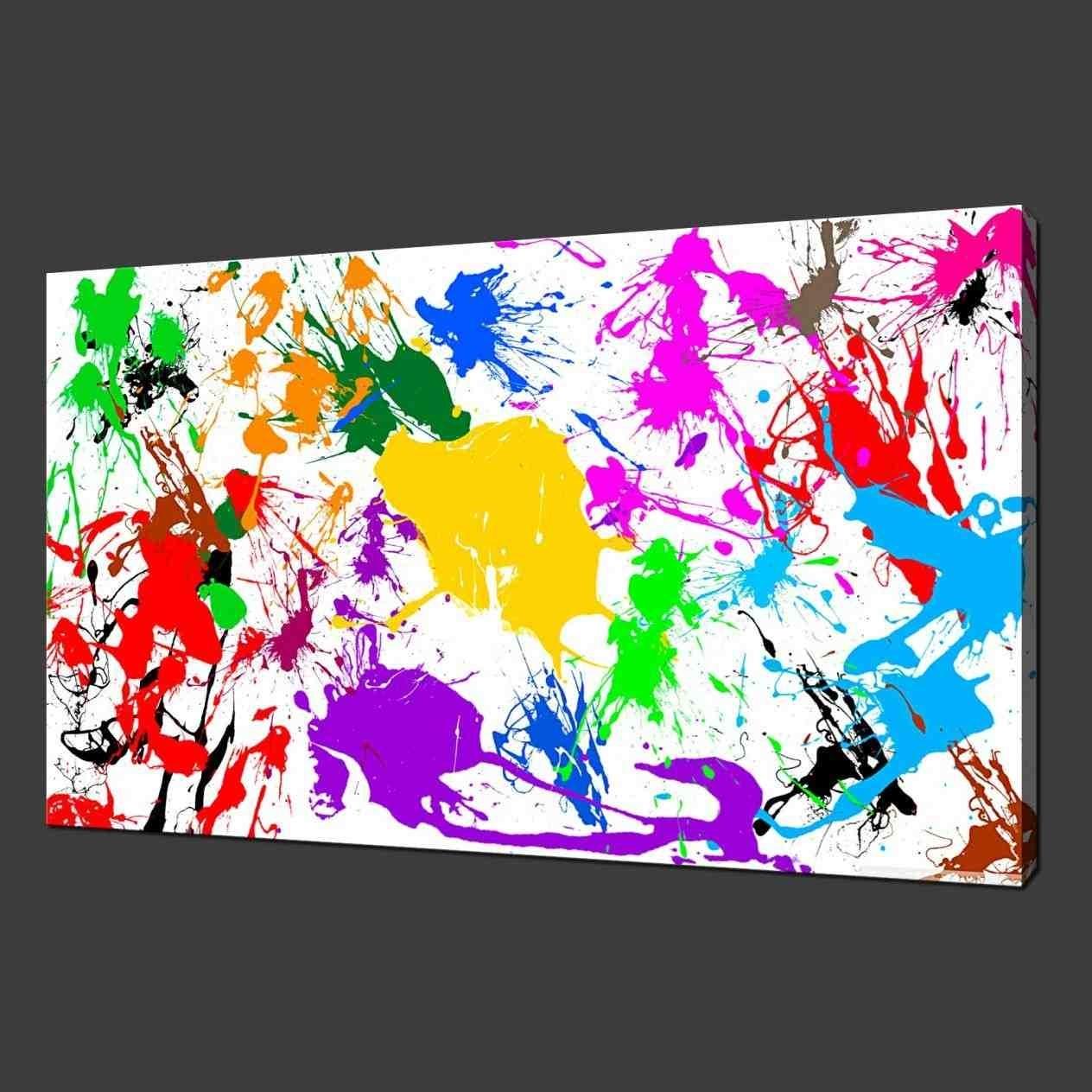 Art Paint Designs – Homedesignlatest (View 7 of 20)