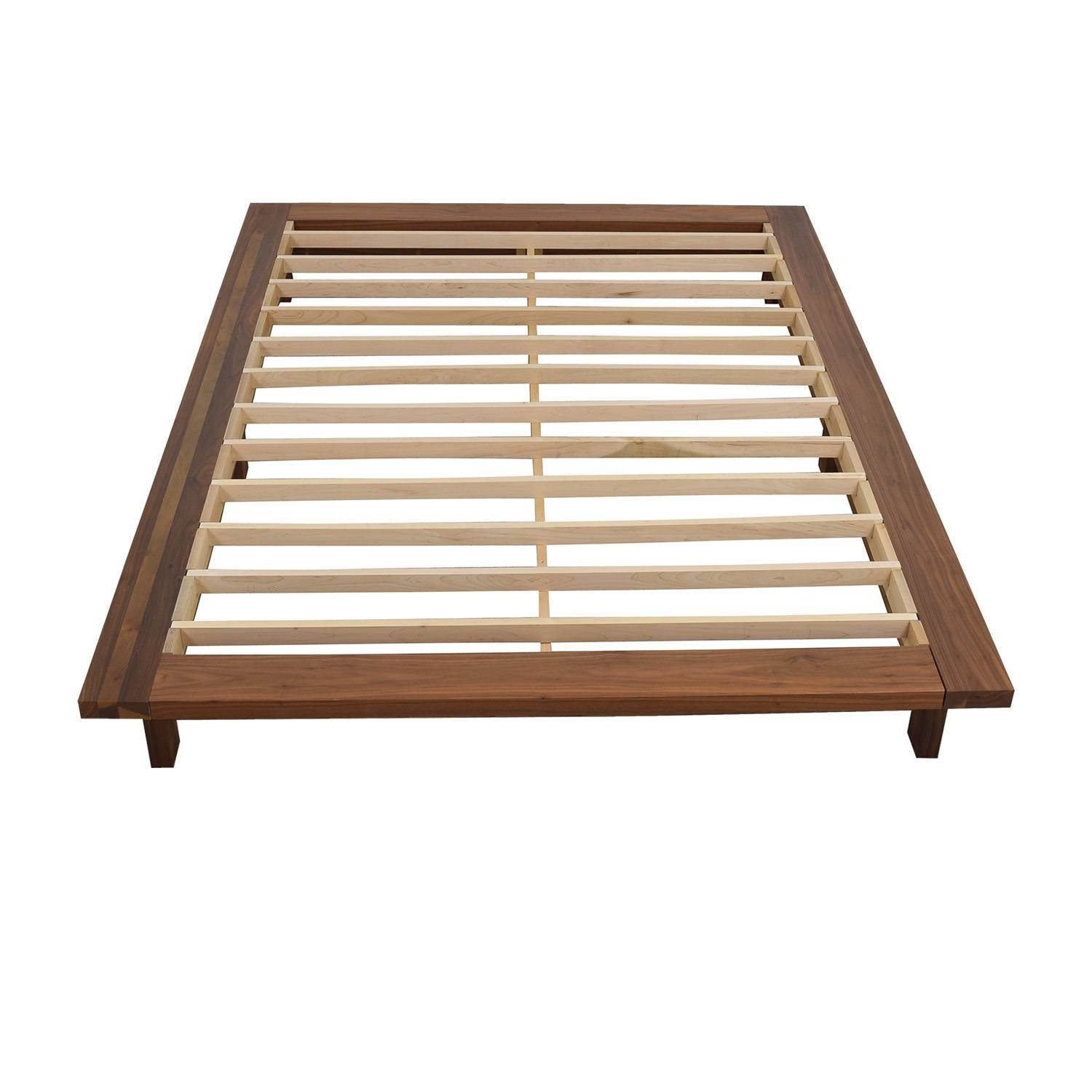 Bed Frames: Used Bed Frames For Sale For Most Recent Crate Barrel Coastal Wall  Art