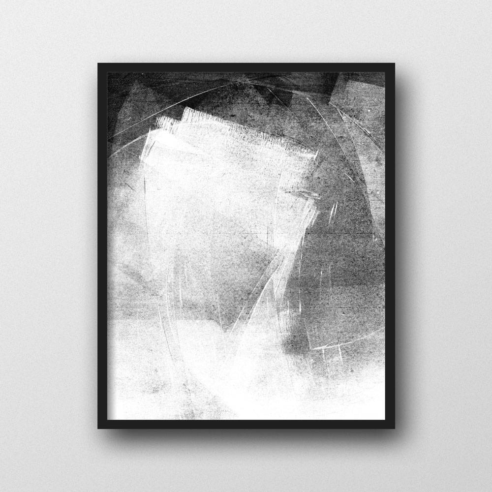 Black And White Prints, Modern Minimalist Art, Gray Abstract Print Inside Most Popular Gray Abstract Wall Art (View 6 of 20)