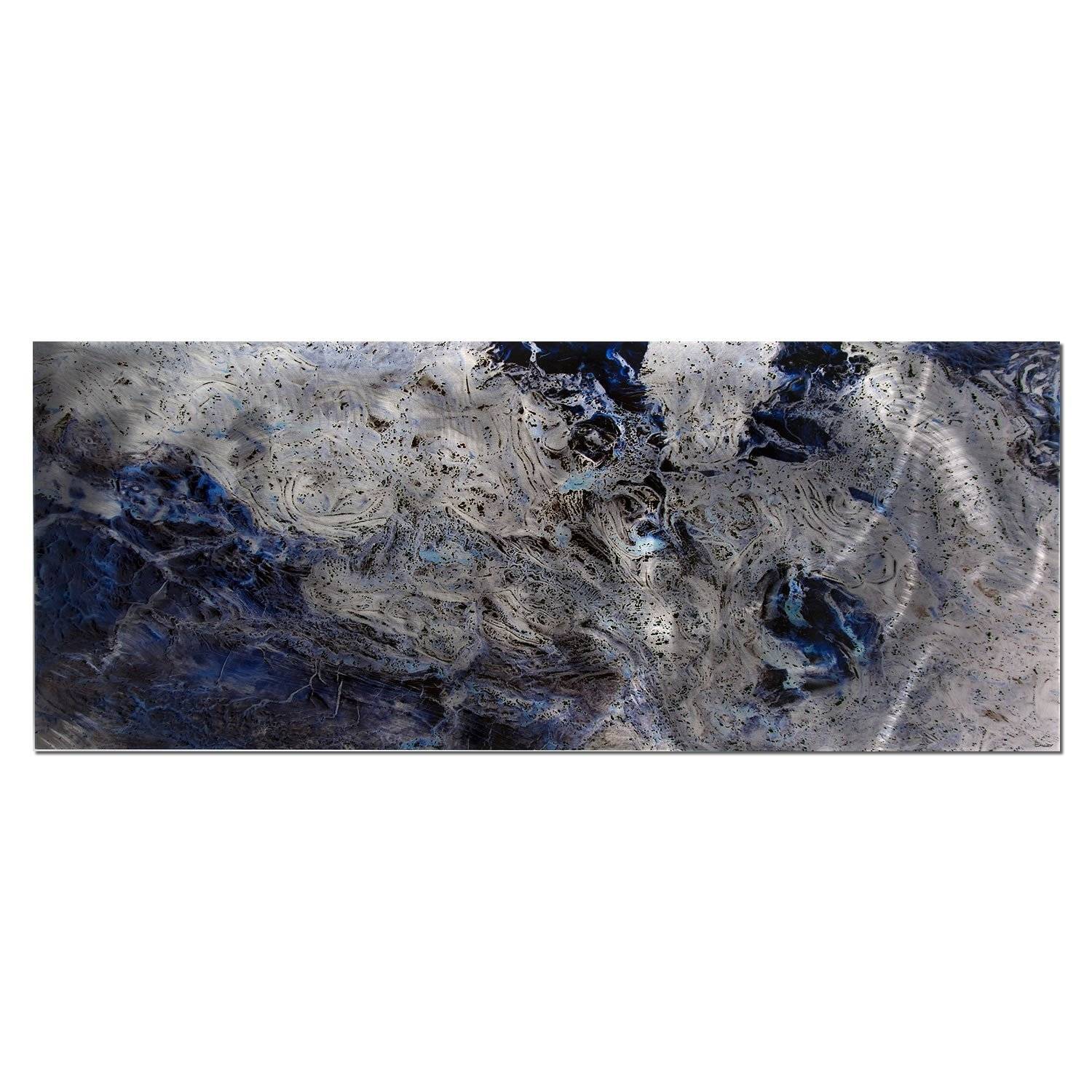 Cheap Blue Metal Art, Find Blue Metal Art Deals On Line At Alibaba With Regard To Latest Inexpensive Abstract Metal Wall Art (View 11 of 20)
