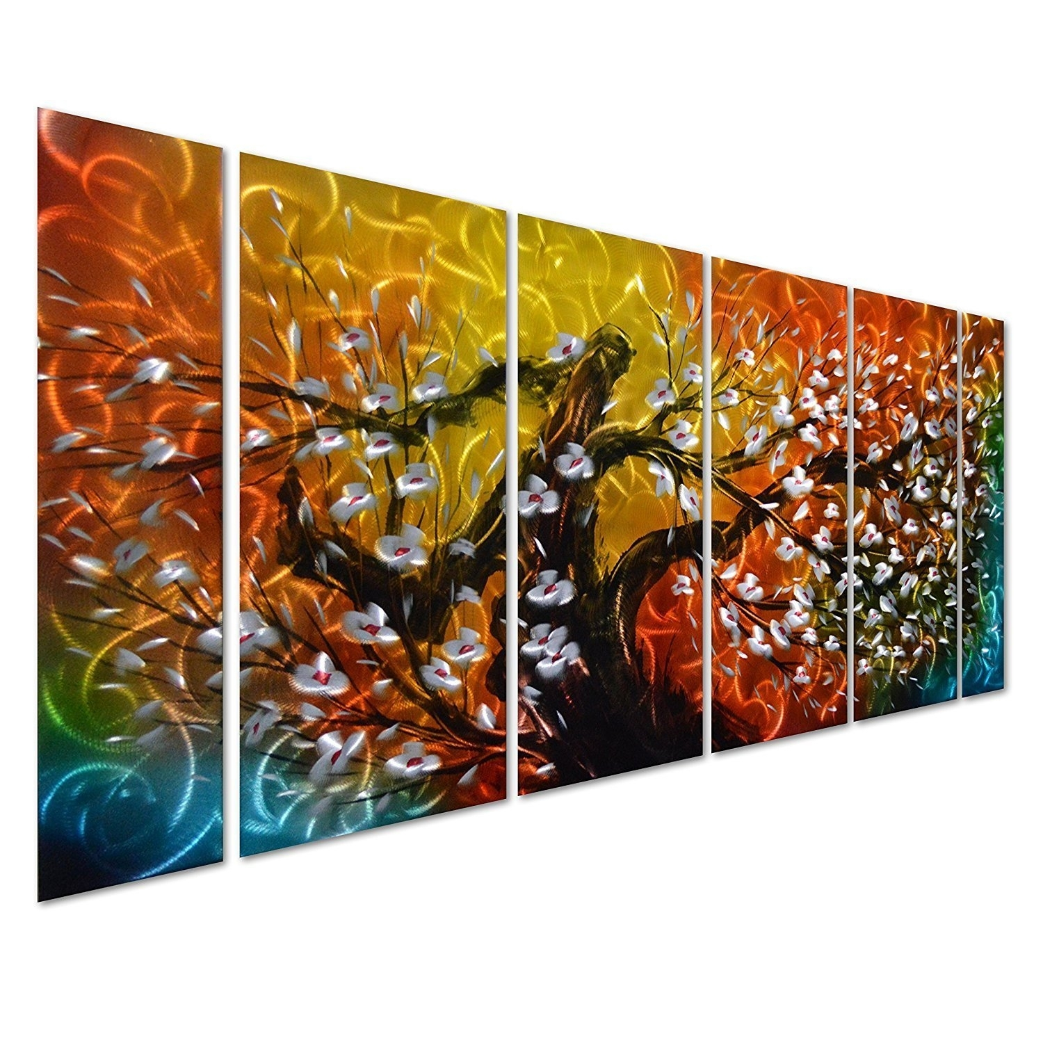 Cheap Tree Wall Art Metal, Find Tree Wall Art Metal Deals On Line With Regard To Most Popular Inexpensive Abstract Metal Wall Art (View 12 of 20)