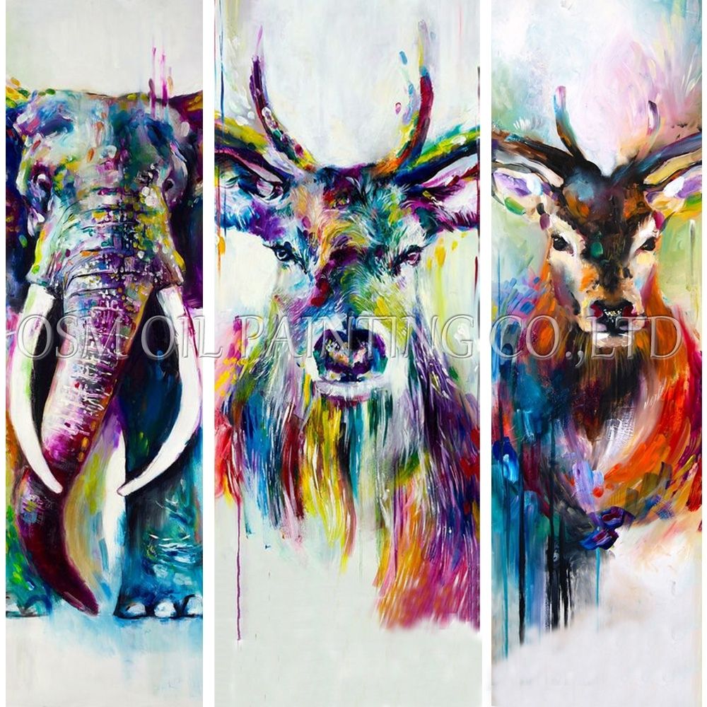 Cheap Wall Art, Buy Quality Painting Wall Directly From China Wall For 2017 Abstract Animal Wall Art (View 9 of 20)