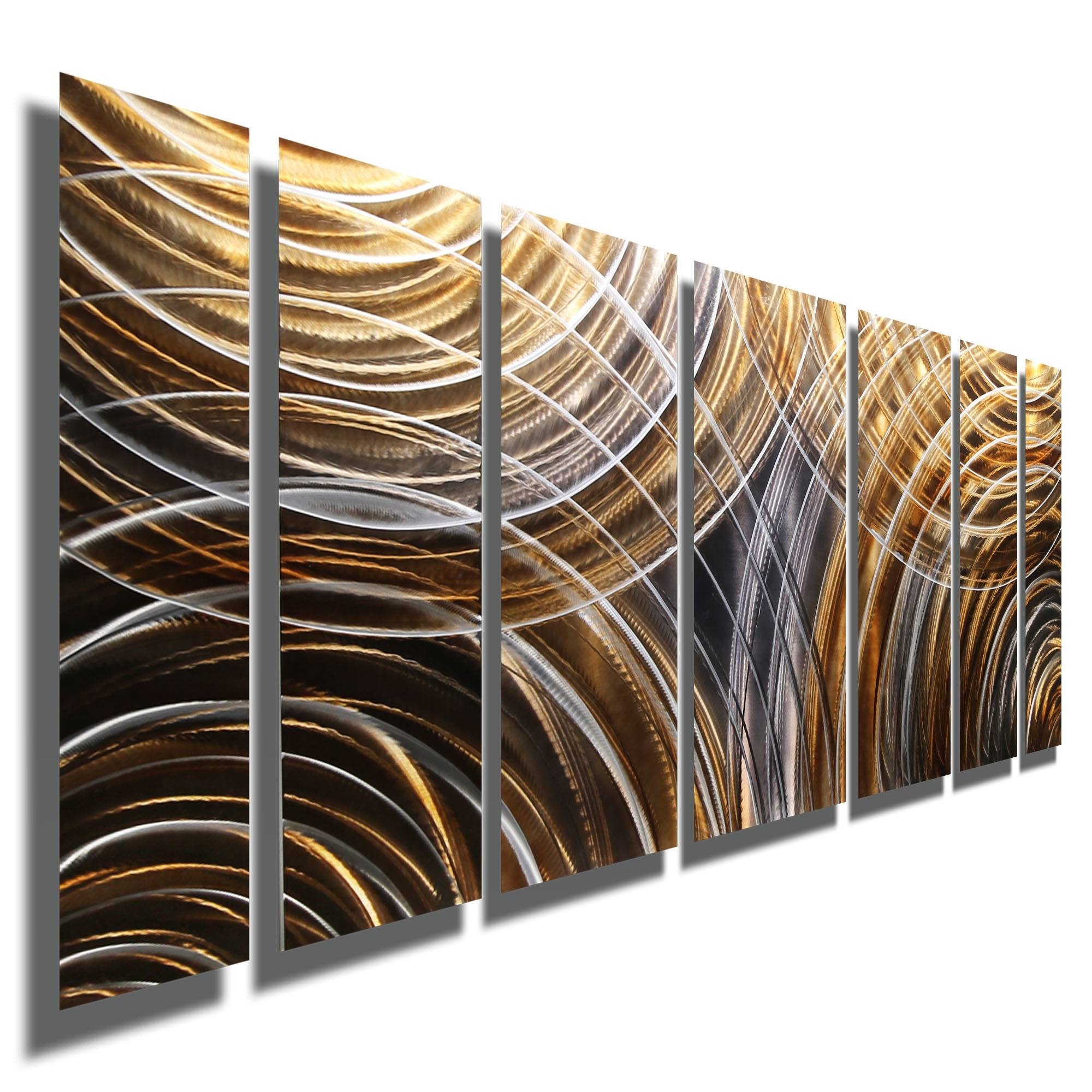 Classy 10+ Abstract Metal Wall Art Design Inspiration Of Best 25+ Intended For 2017 Kindred Abstract Metal Wall Art (View 5 of 20)