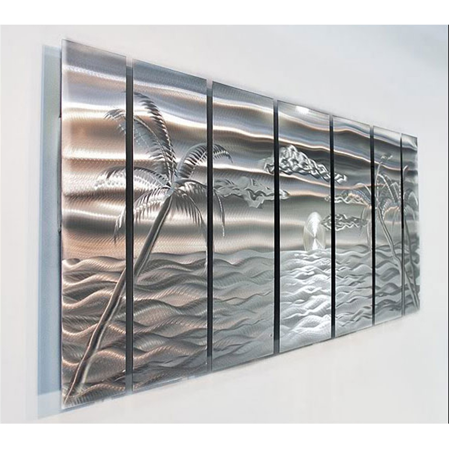 Classy 10+ Abstract Metal Wall Art Design Inspiration Of Best 25+ With Regard To Recent Abstract Nautical Wall Art (View 16 of 20)