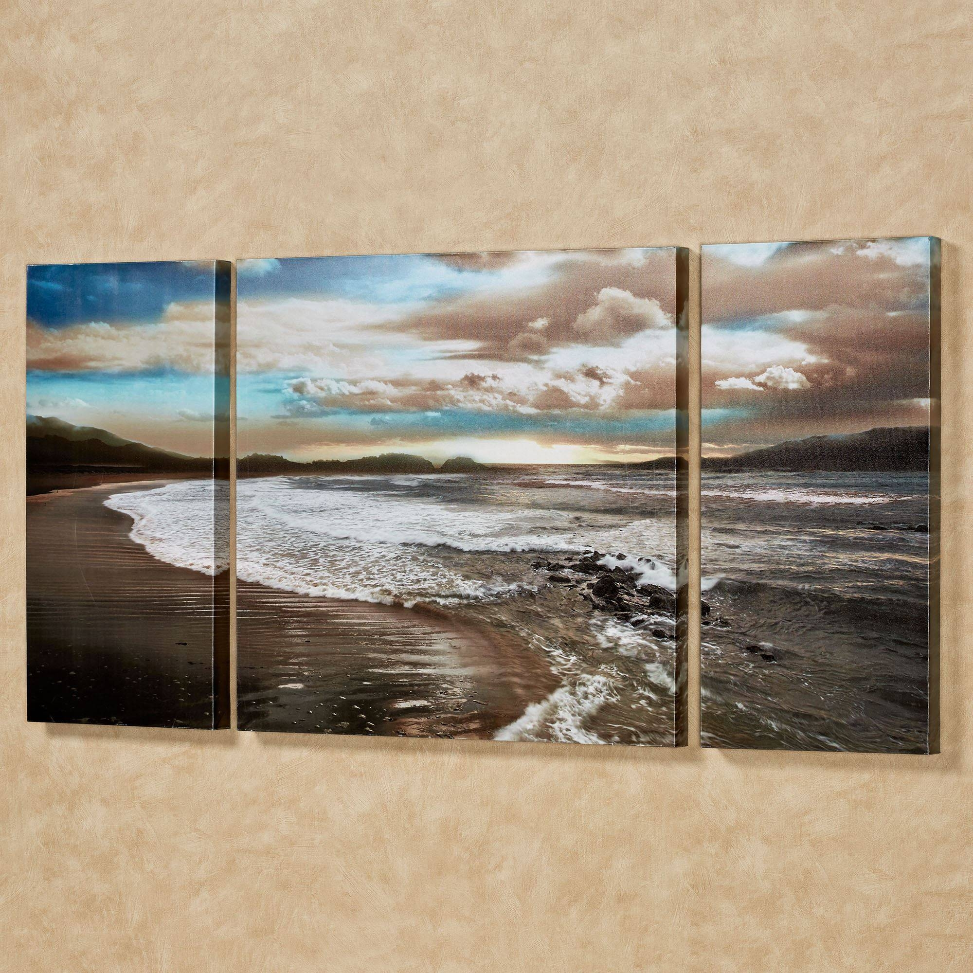 Coastal And Tropical Canvas Wall Art | Touch Of Class Inside 2017 Coastal Wall Art Canvas (View 15 of 20)