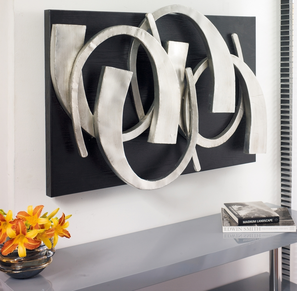 Cordial Metal Wall Art Vibrationbrian M Jones Large Metal Wall Within Most Popular Dwell Abstract Wall Art (View 18 of 20)