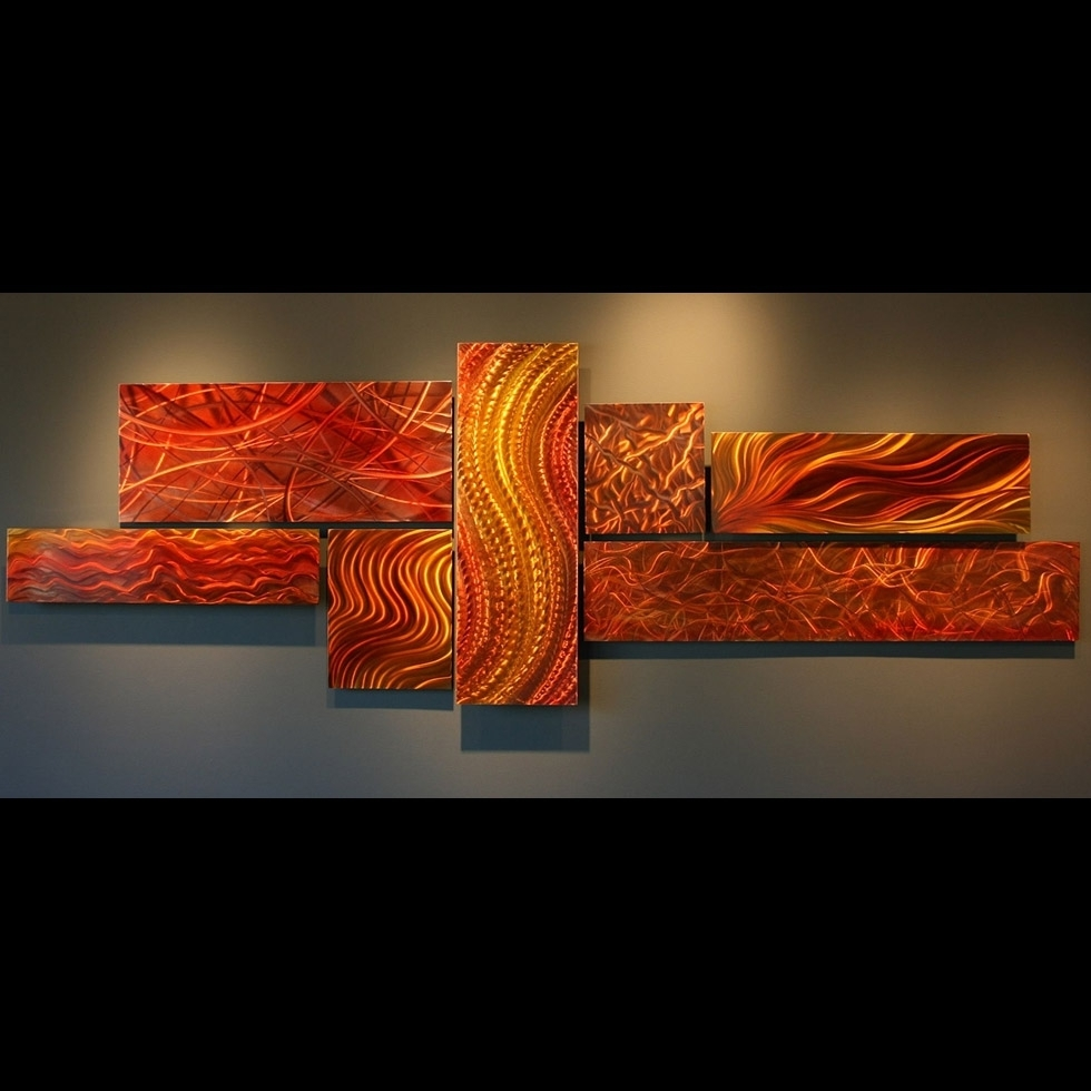 Discount Modern Metal Art! Sale, Clearance Prices | Mad For Recent Kingdom Abstract Metal Wall Art (View 7 of 20)