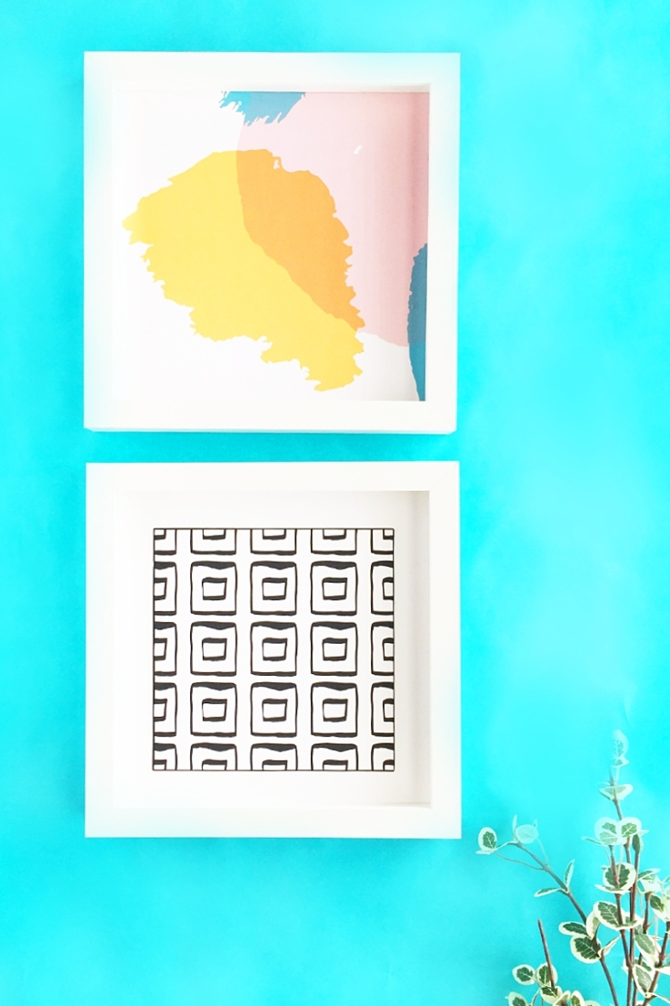Diy Pastel Abstract Wall Artmaritza Lisa Throughout 2017 Pastel Abstract Wall Art (View 9 of 20)