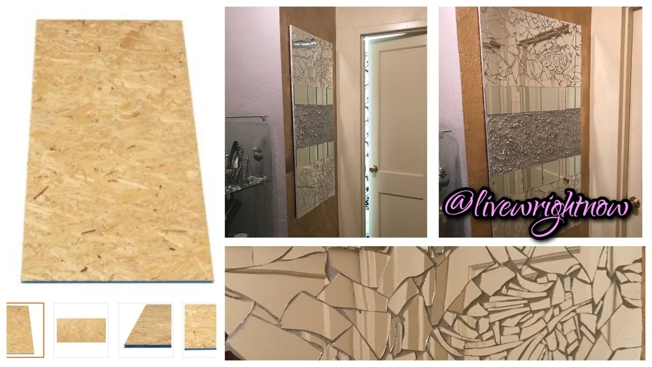 Diy: Pier 1 Inspired Mosaic Wall Art  Abstract Art Collab Hosted Pertaining To Most Recent Pier One Abstract Wall Art (View 17 of 20)