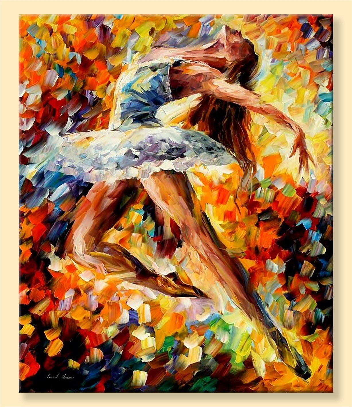 Elevation — Limited Edition Ballerina Ballet Dancer Wall Art Decor With Regard To Current Limited Edition Canvas Wall Art (Gallery 7 of 20)
