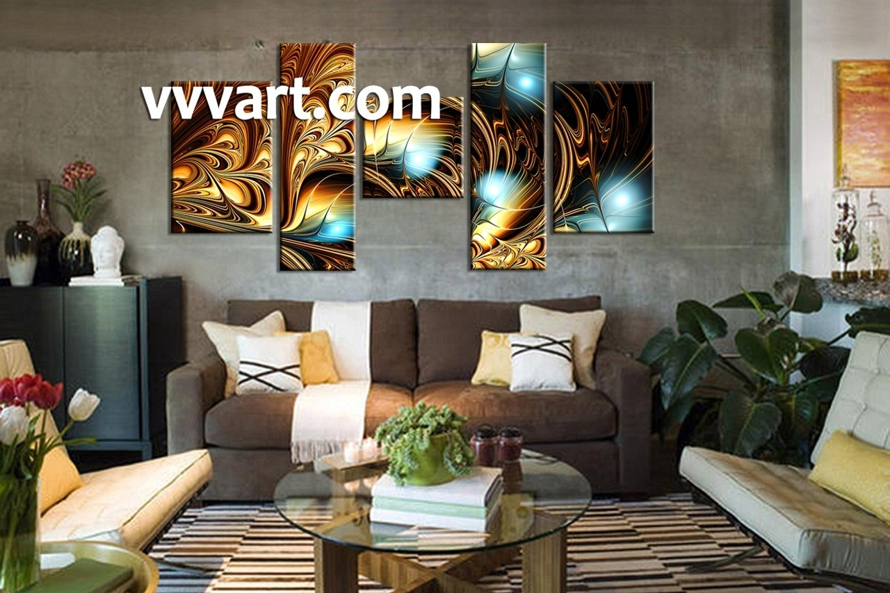 Endearing Wall Art Diy Wall Art Washington Dc Yellow Wall Pertaining To Most Recent Abstract Living Room Wall Art (Gallery 1 of 20)