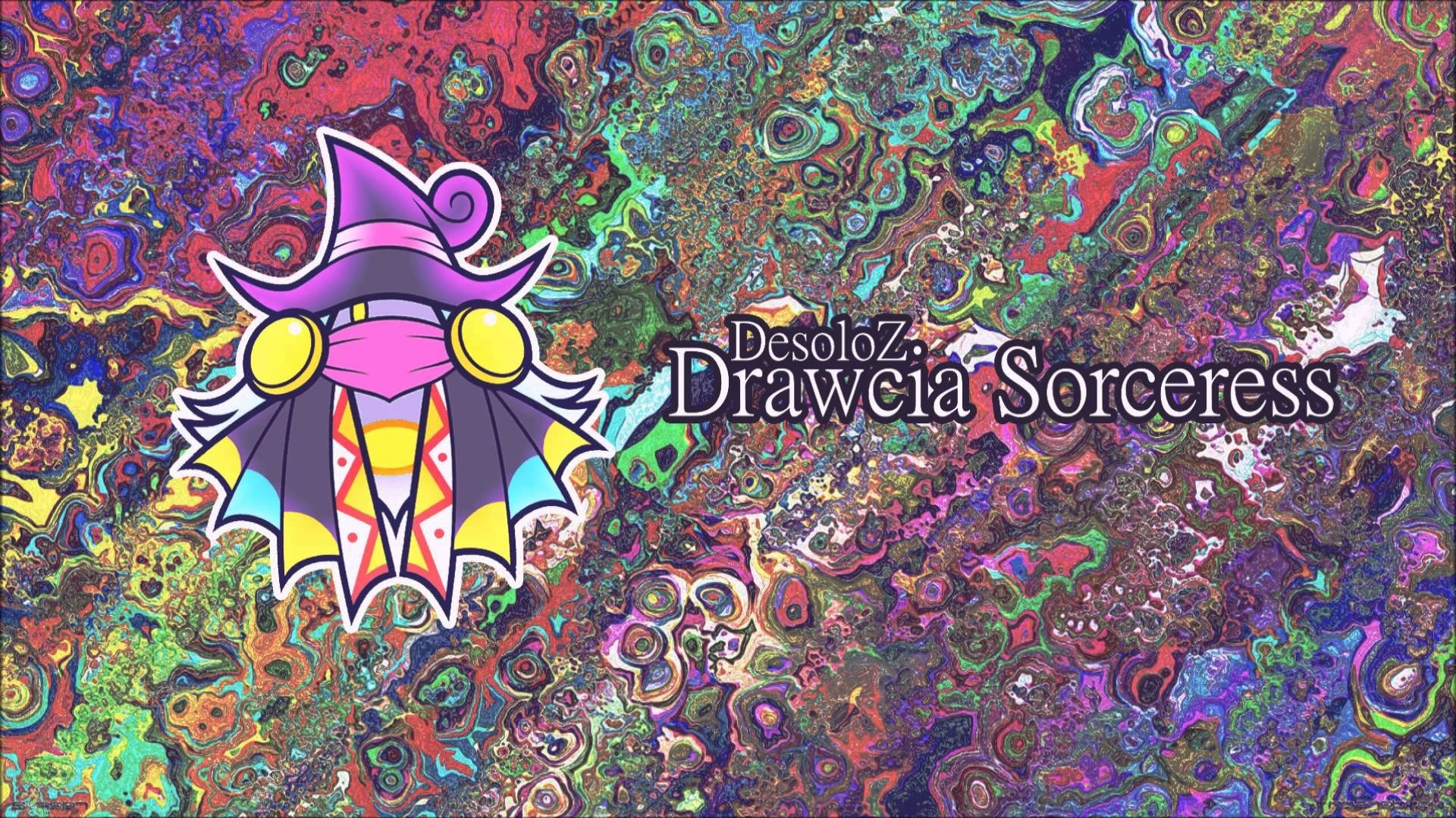 Fabric Of Reality (drawcia Sorceress – Kirby: Canvas Curse With Regard To 2018 Kirby Abstract Wall Art (View 13 of 20)