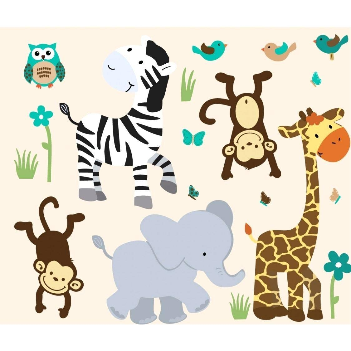 Farm Animals Wall Decals – Gutesleben In 2018 Farm Animal Wall Art (View 15 of 20)