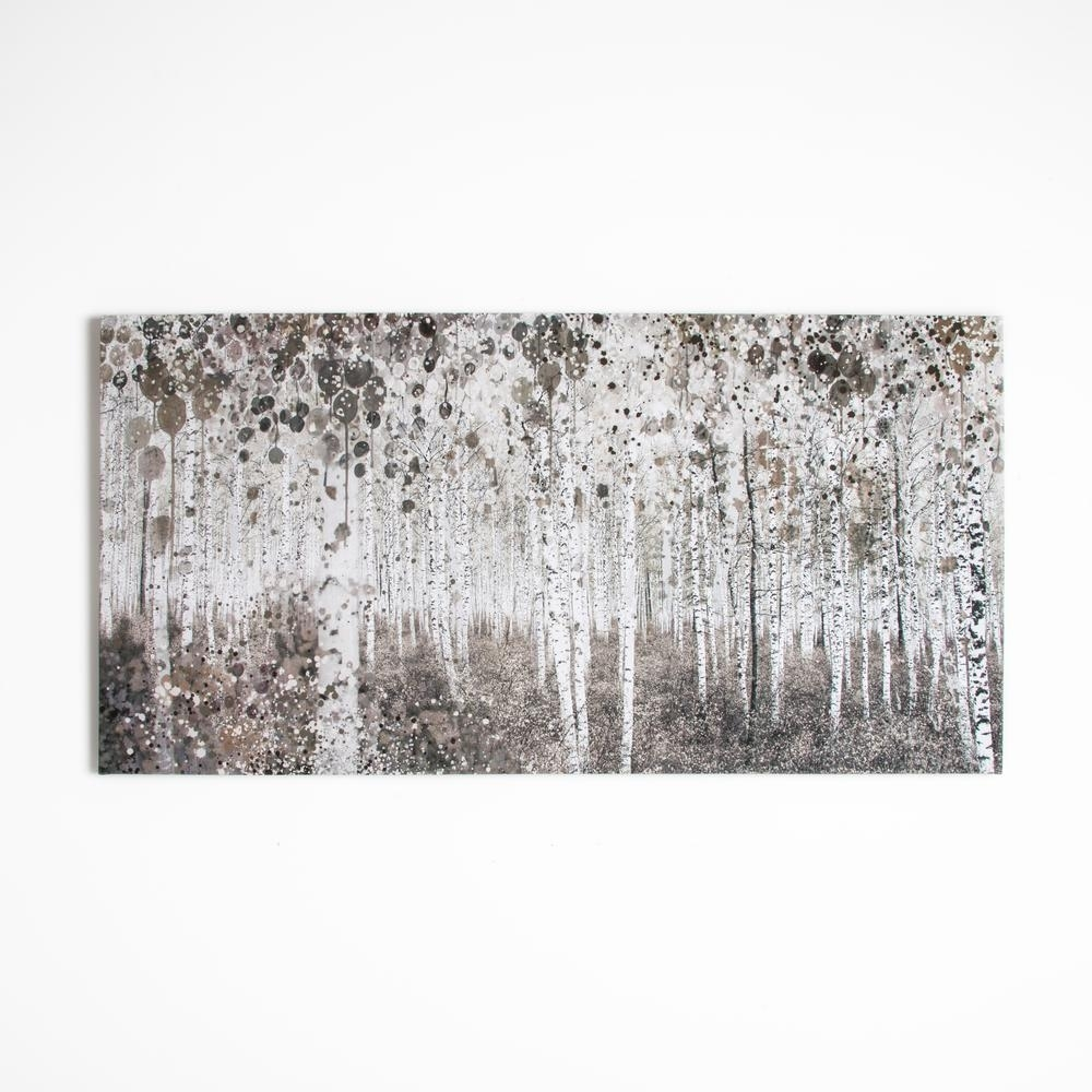 Giclee Print Art White Grey Abstract Painting Modern Neutral Wall Throughout Most Popular Neutral Abstract Wall Art (View 9 of 20)