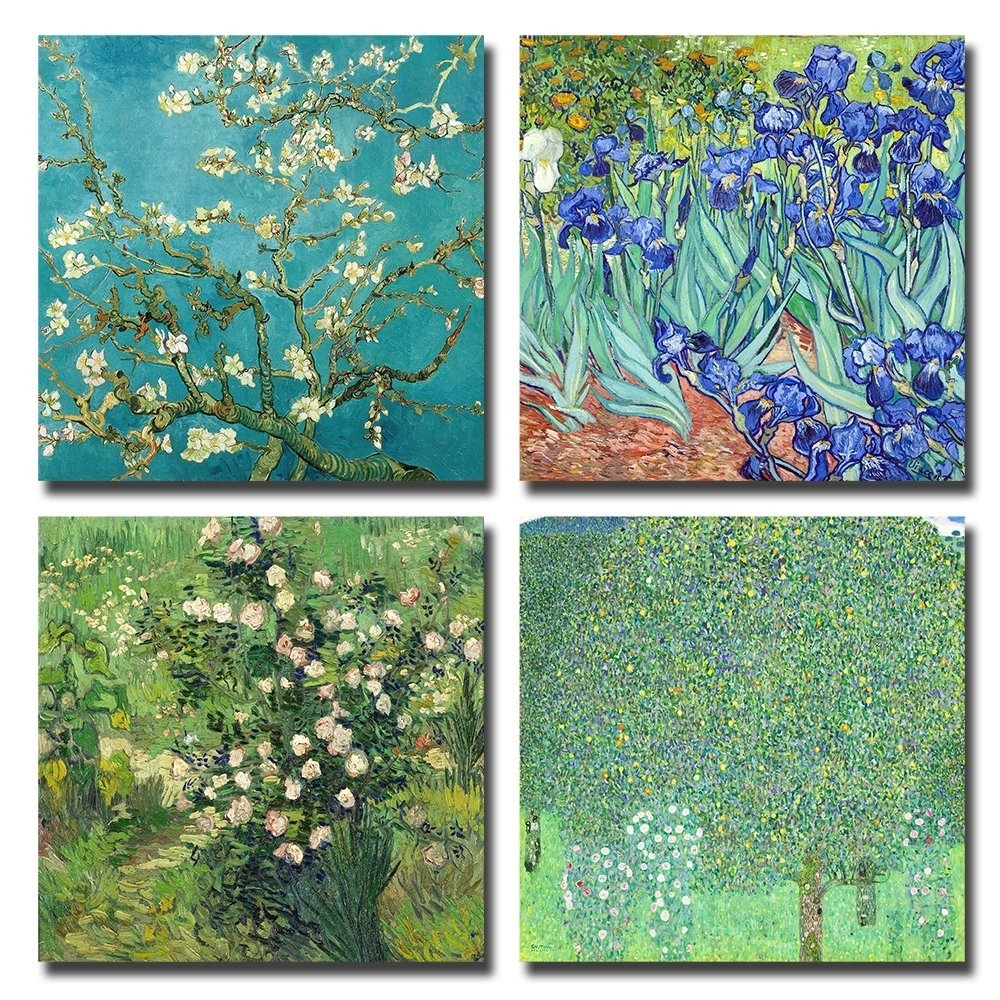 Giclee Prints Almond Reviews – Online Shopping Giclee Prints With Latest Vincent Van Gogh Multi Piece Wall Art (View 10 of 20)