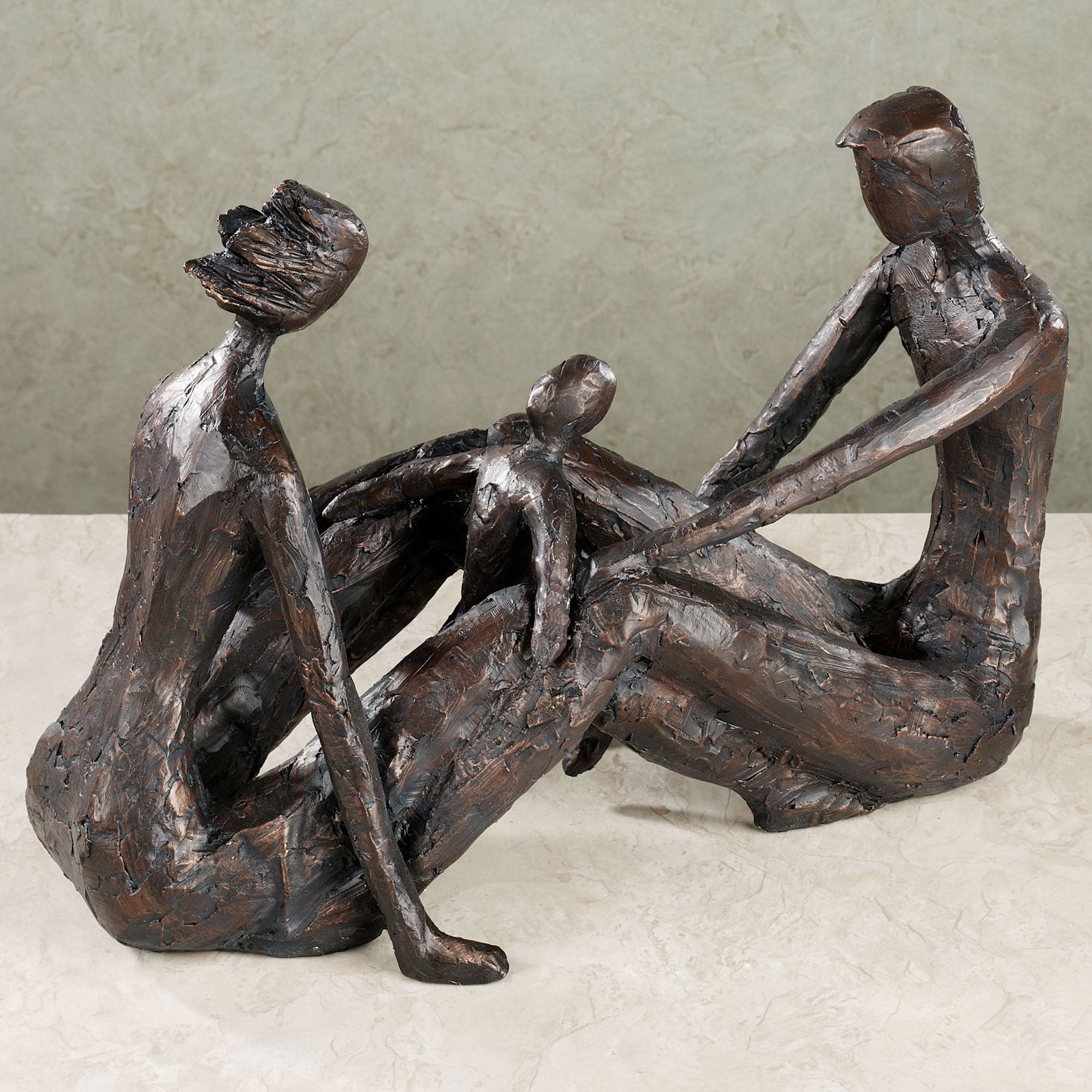 Kindred Souls Abstract Family Table Sculpture Inside 2018 Kindred Abstract Metal Wall Art (View 18 of 20)