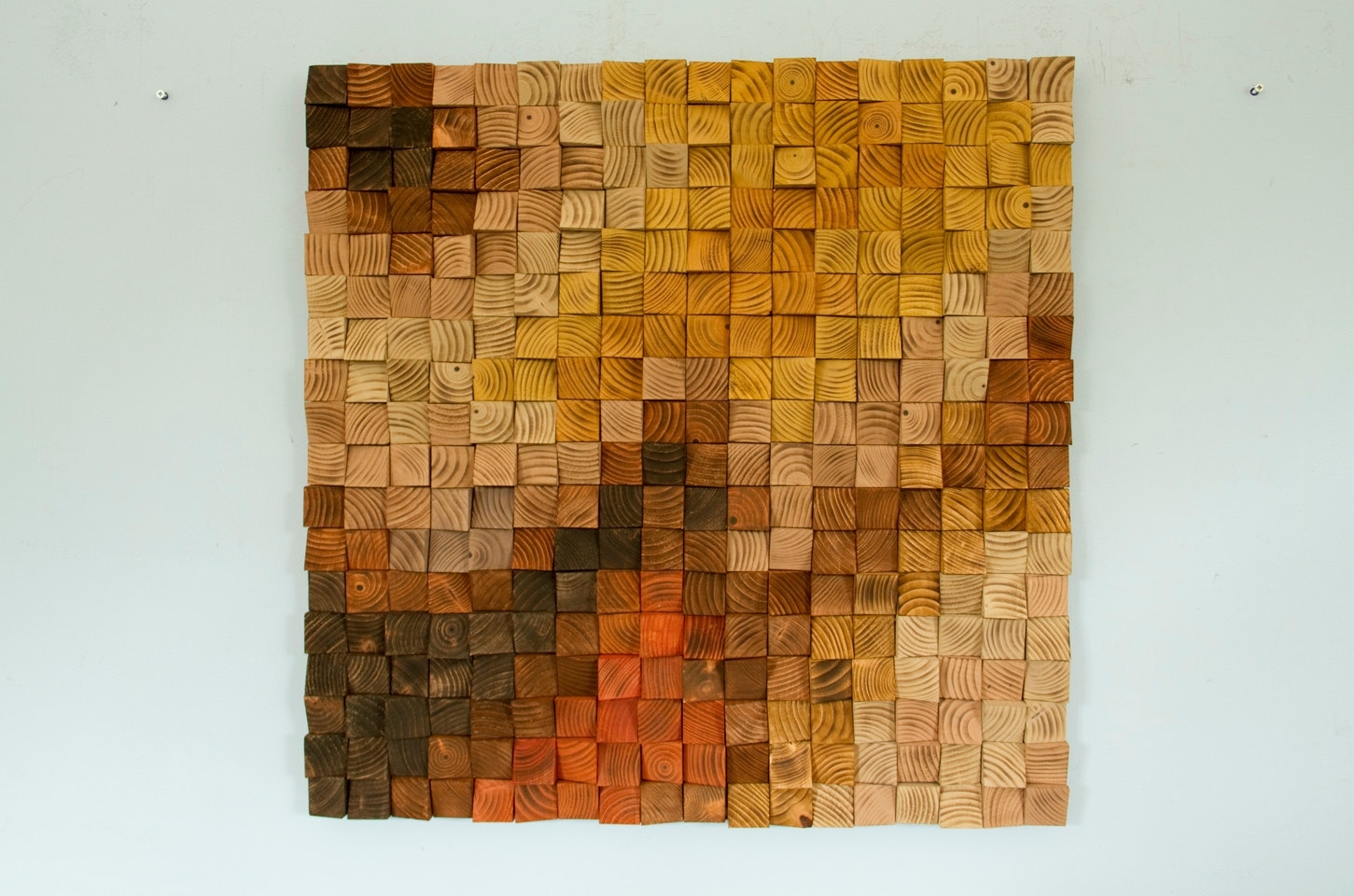 Large Rustic Wood Wall Art, Wood Wall Sculpture, Abstract Painting Throughout Latest Sculpture Abstract Wall Art (View 7 of 20)