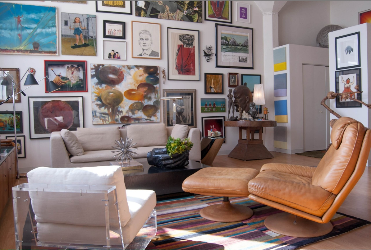 Learn The Basics Of Arranging Artwork – Canvas: A Magazine Pertaining To Most Current Houzz Abstract Wall Art (View 10 of 20)