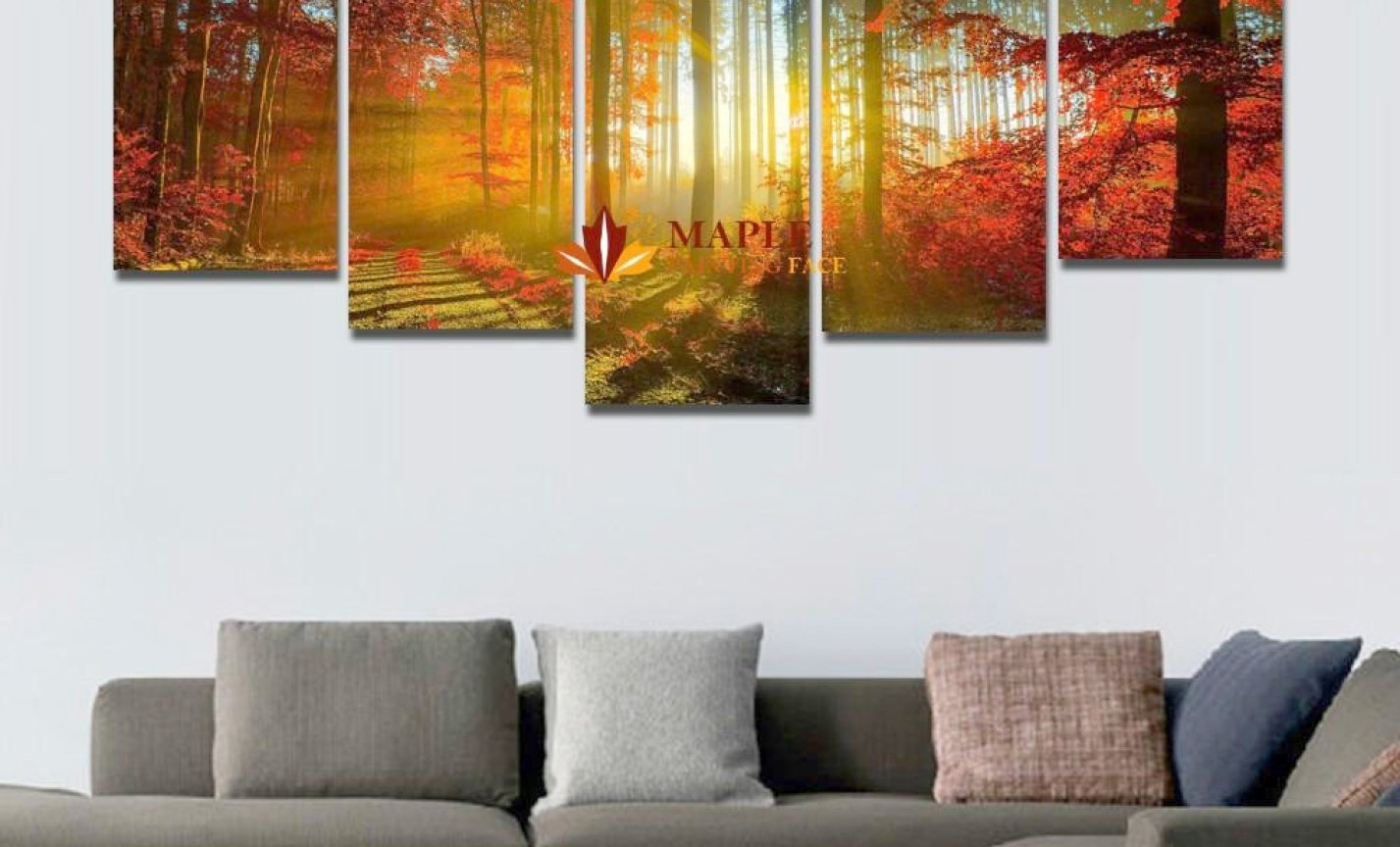 Living Room : Large Abstract Canvas Artwork Large Red Abstract With Regard To Newest Abstract Canvas Wall Art Australia (View 6 of 20)