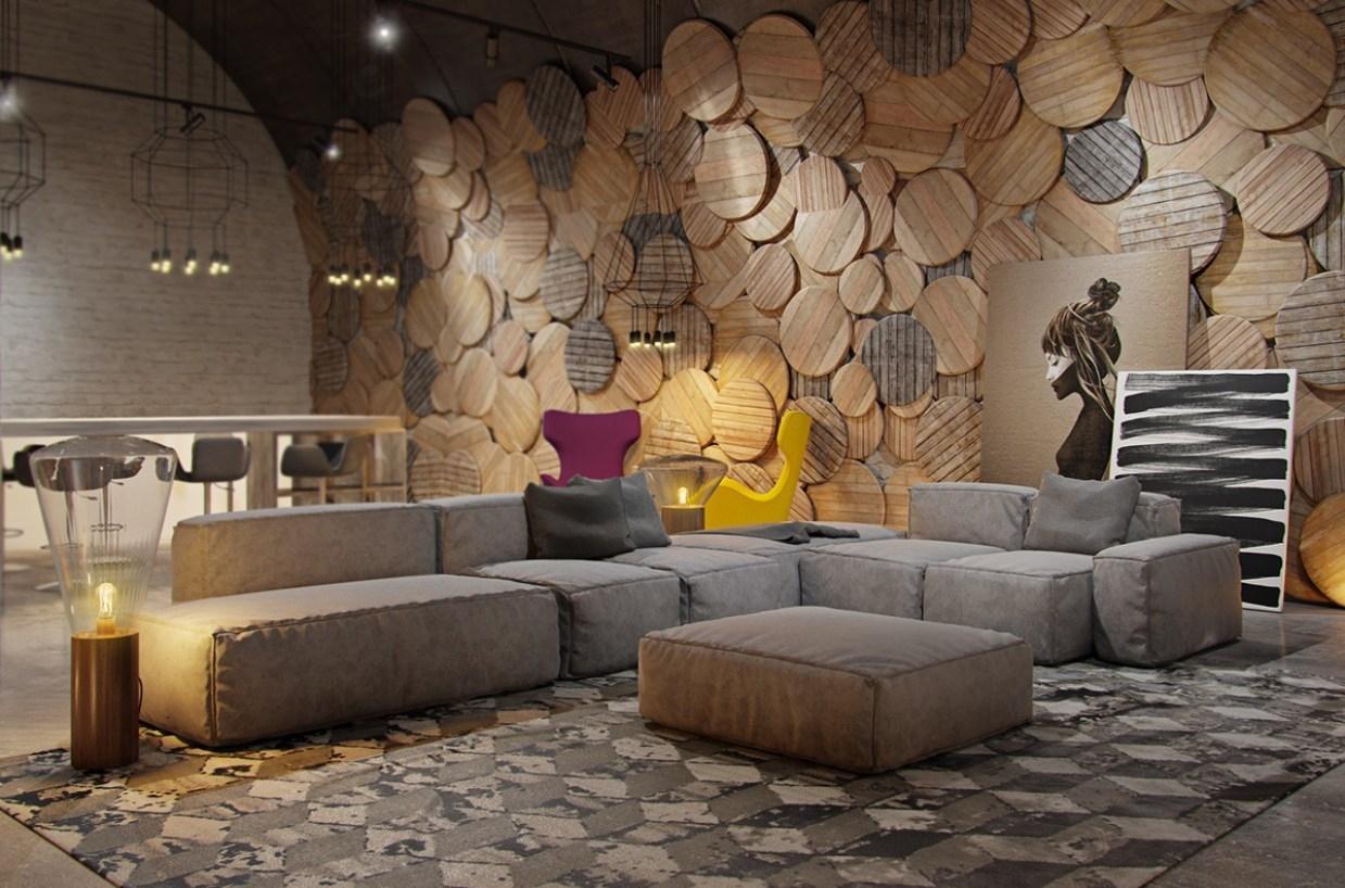 Living Room : Unique Wall Decor Ideas Houzz Unique Wall Decor With Current Houzz Abstract Wall Art (View 11 of 20)