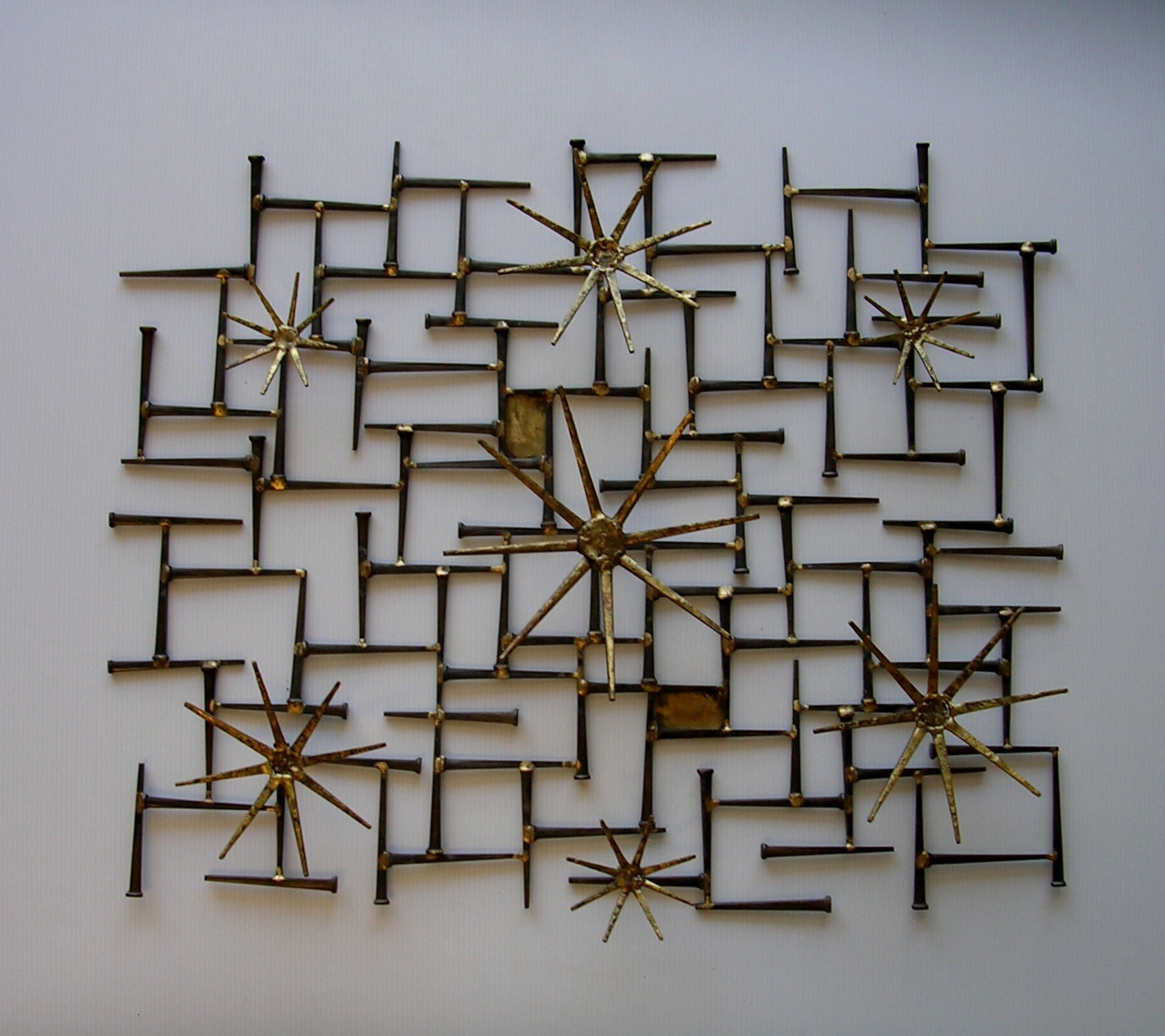 Marvelous Abstract Metal Wall Art | Olpctalks In Most Up To Date Abstract Iron Wall Art (View 12 of 20)