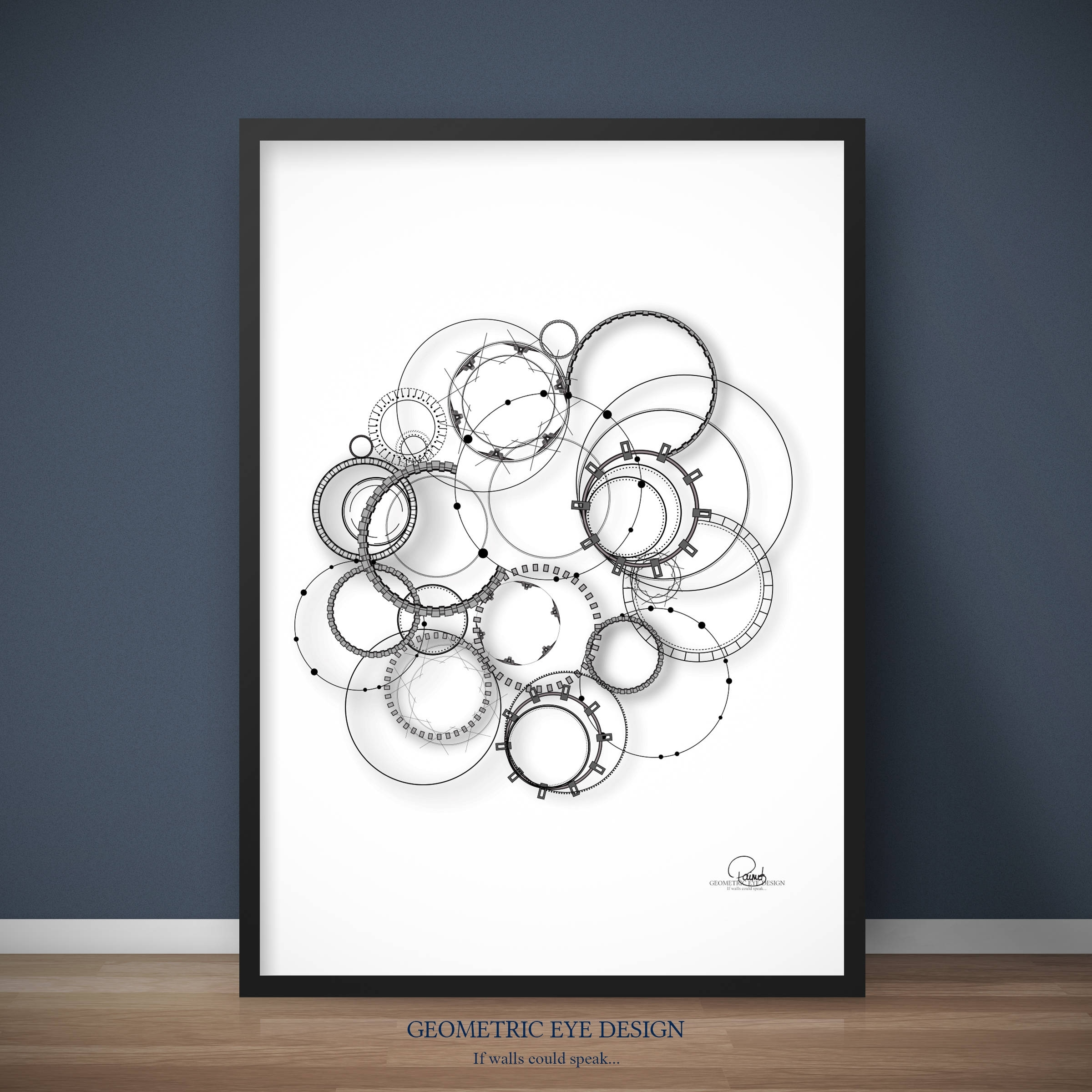 Mechanical Art, Steampunk Wall Art, Steampunk Art, Industrial Art In Most Up To Date Printable Abstract Wall Art (View 9 of 20)