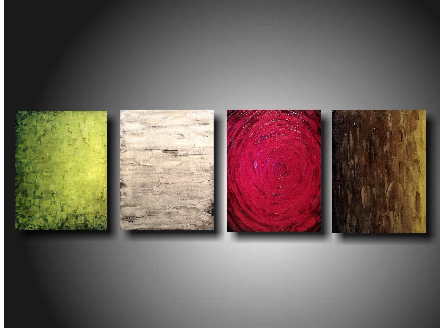 Original Painting Home Decor Large Wall Art Sale Oil Industrial Inside 2018 Original Abstract Wall Art (View 15 of 20)