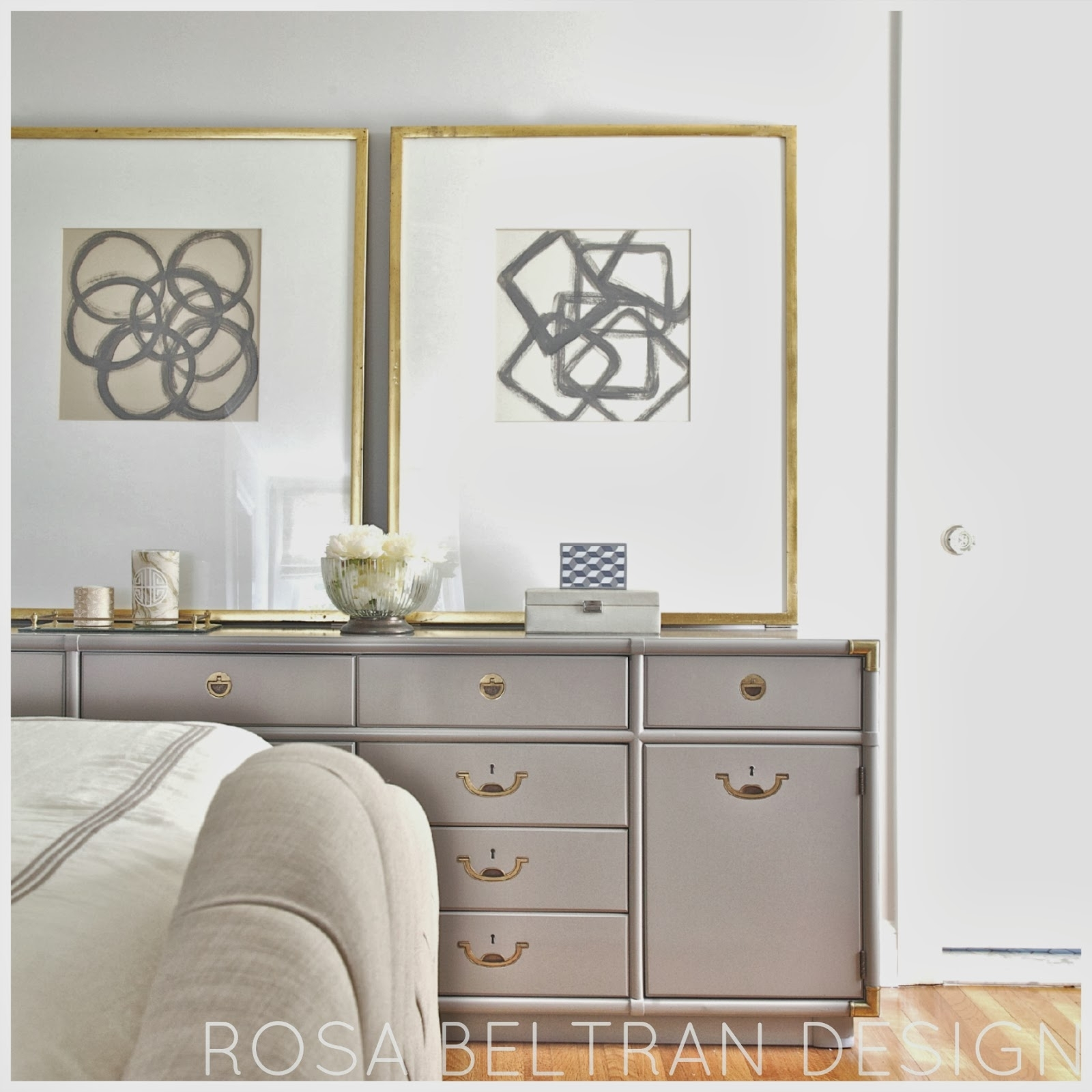Rosa Beltran Design: Diy Wall Art Series: Modern Abstracts With 2017 Diy Modern Abstract Wall Art (View 10 of 20)