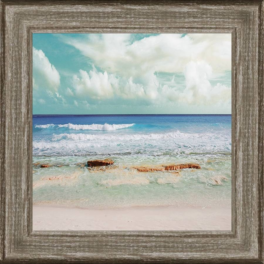 Featured Photo of Framed Coastal Wall Art