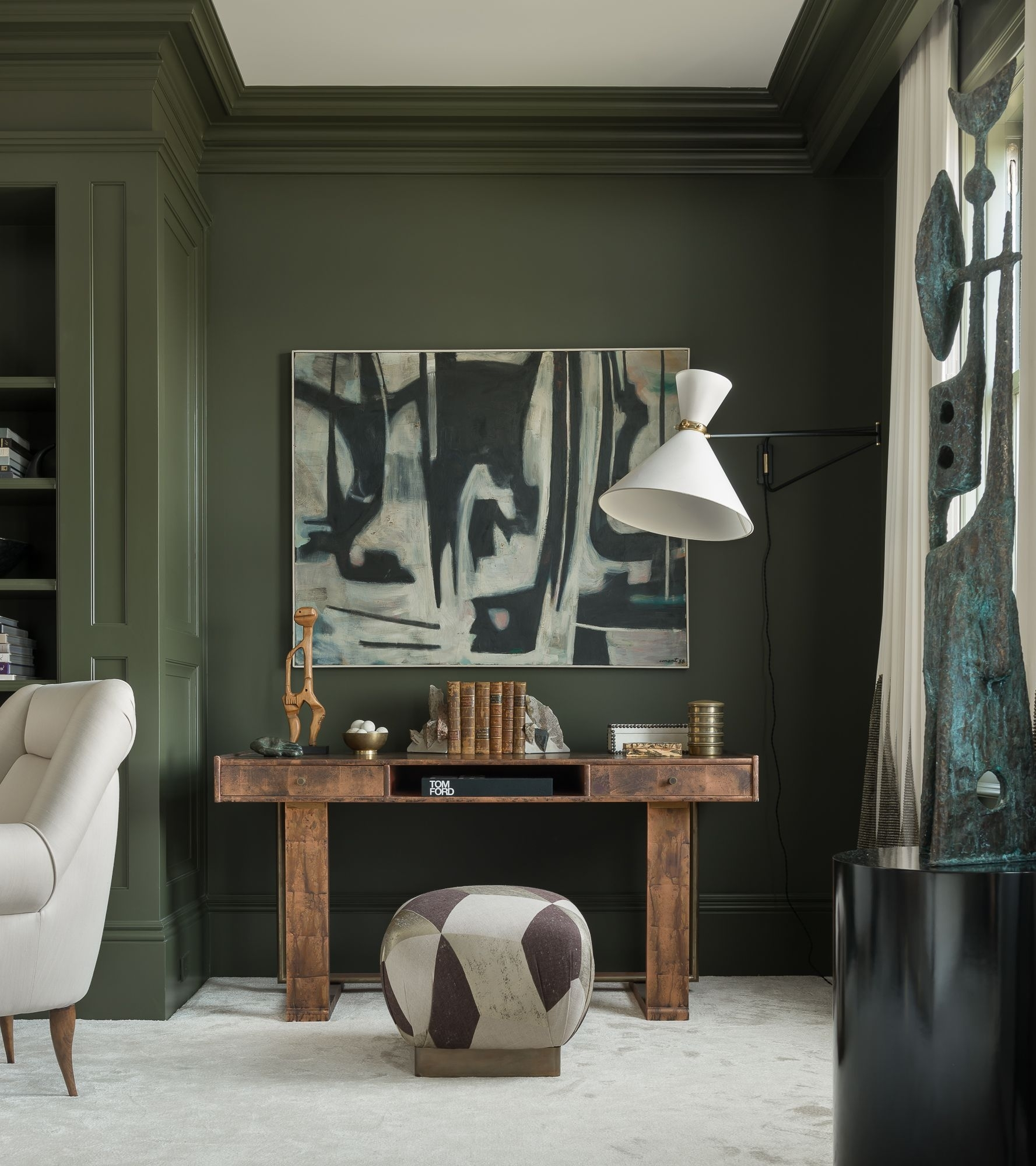 These Are The Color Trends Everyone Will Be Talking About This Within Latest Olive Green Abstract Wall Art (View 5 of 20)
