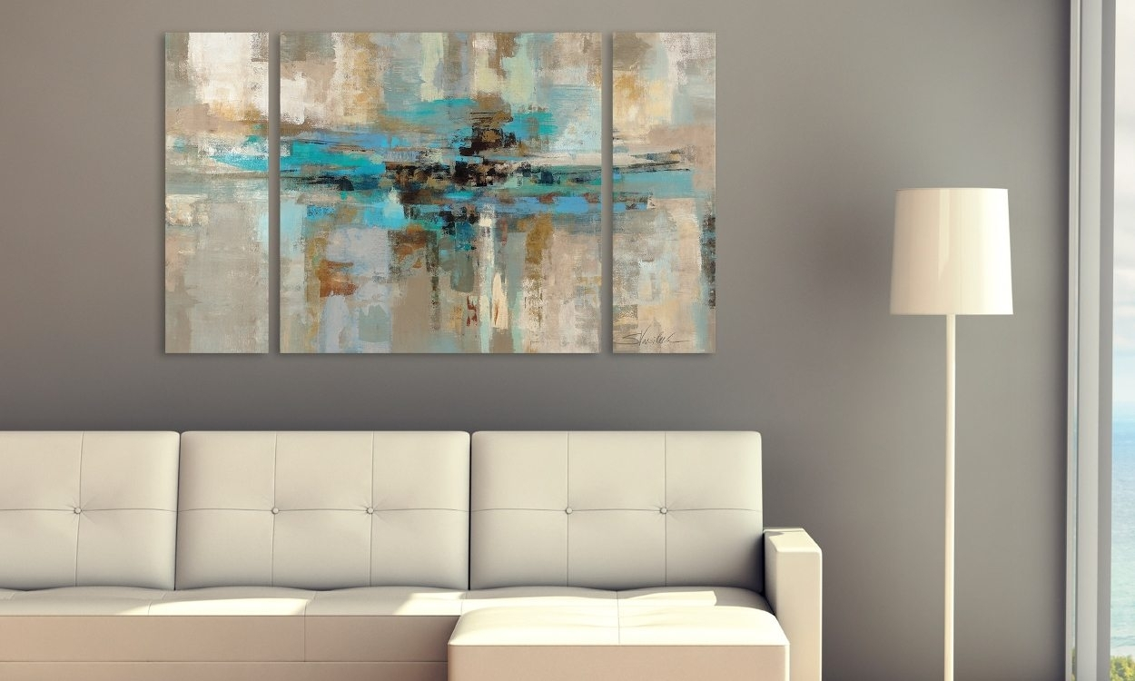 Tips On Buying Canvas Art – Overstock Within Latest Overstock Abstract Wall Art (View 14 of 20)