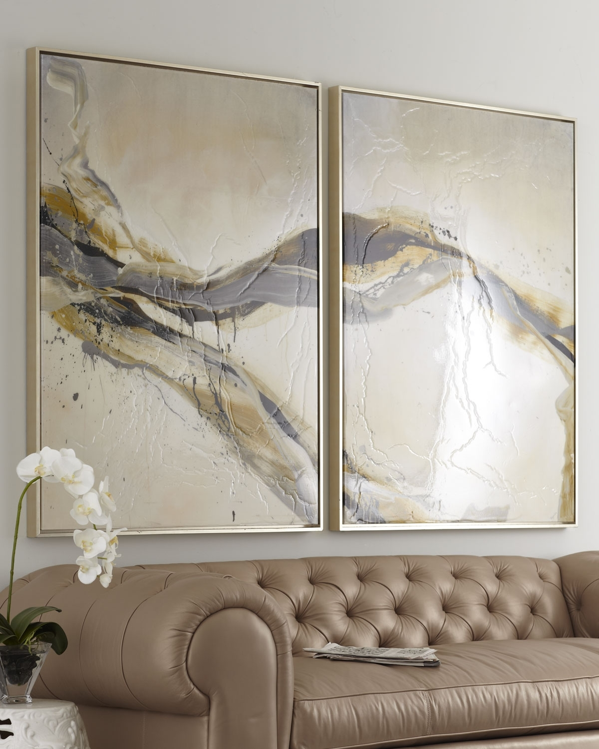 "Two Piece ""ascent"" Giclee Set 