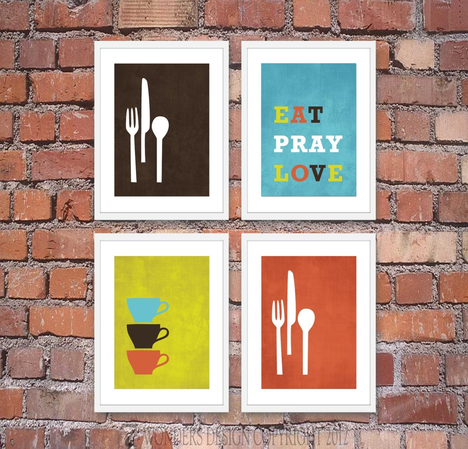Wall Art: Appealing Gallery About Modern Kitchen Wall Art Pertaining To Most Recently Released Abstract Kitchen Wall Art (View 18 of 20)
