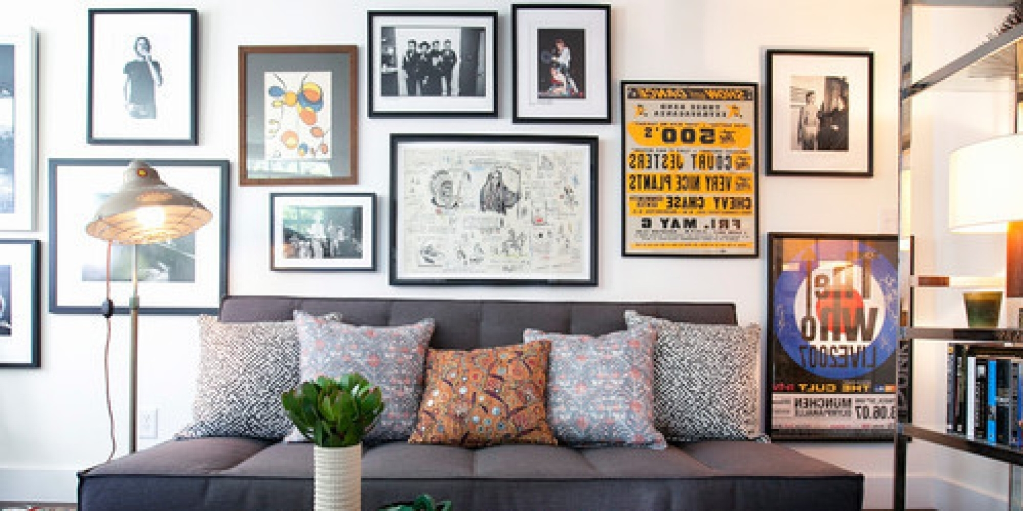 Wall Art Collage Houzz | Creative Ideas Inside Most Current Houzz Abstract Wall Art (Gallery 2 of 20)