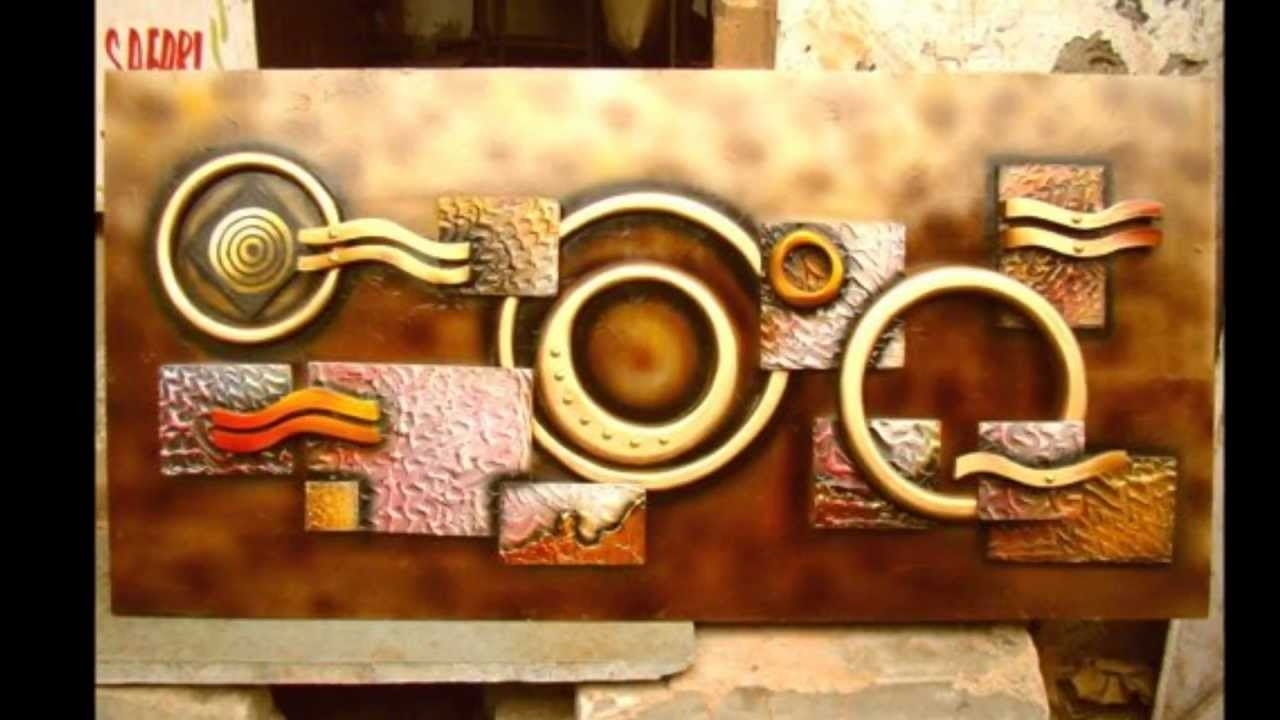 Wall Art, Covering And Wall Art Decoration In Delhi, India – Youtube With Regard To Most Up To Date India Abstract Metal Wall Art (View 14 of 20)