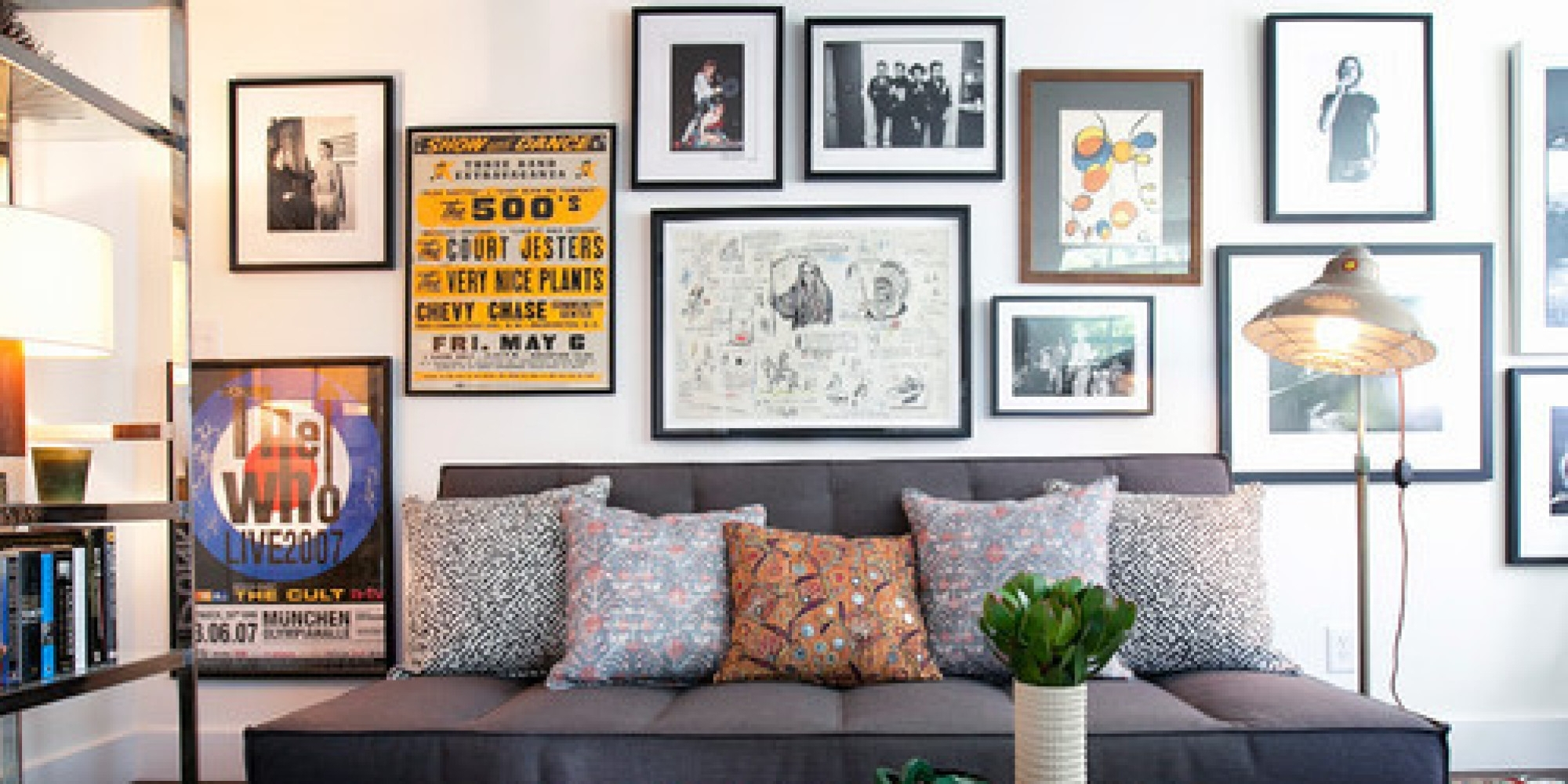 Featured Photo of Houzz Abstract Wall Art