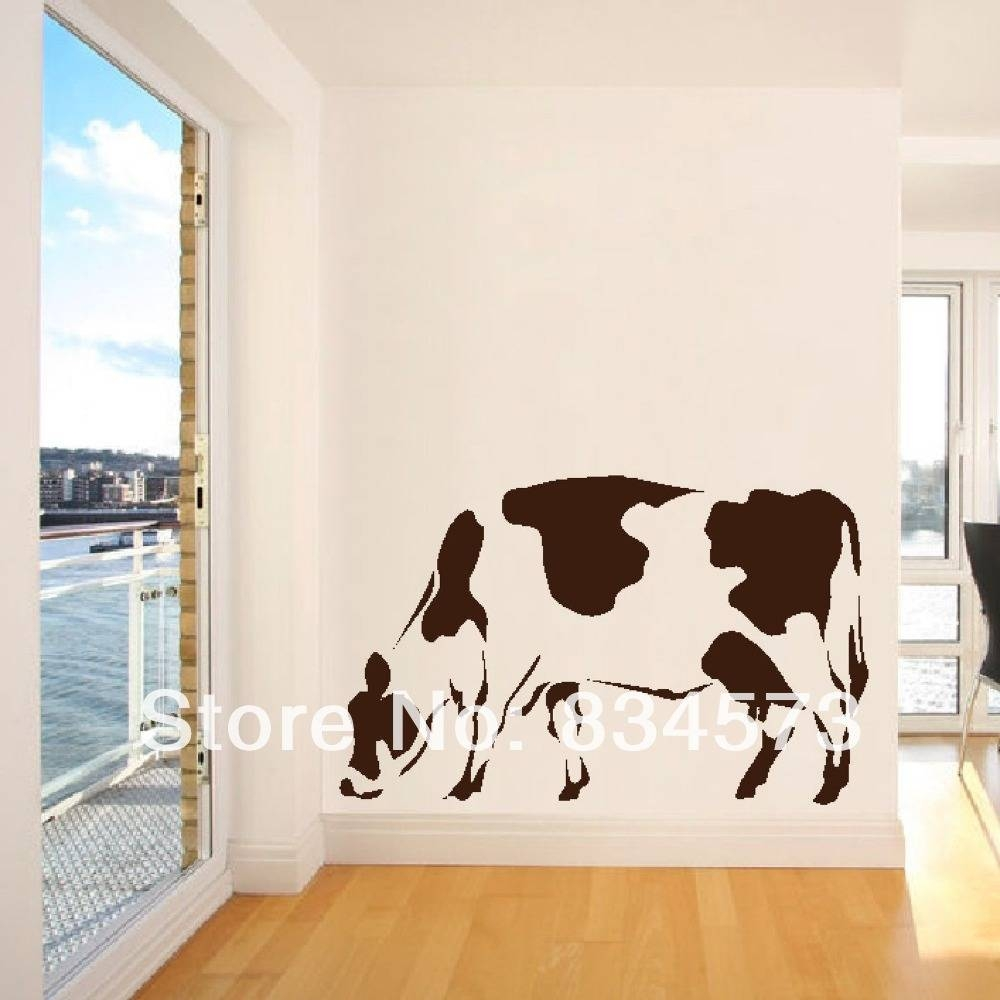 Wall Art Design Ideas: Cheap Wall Art Murals Decals Stickers With Most Popular Animal Wall Artstickers (View 16 of 20)