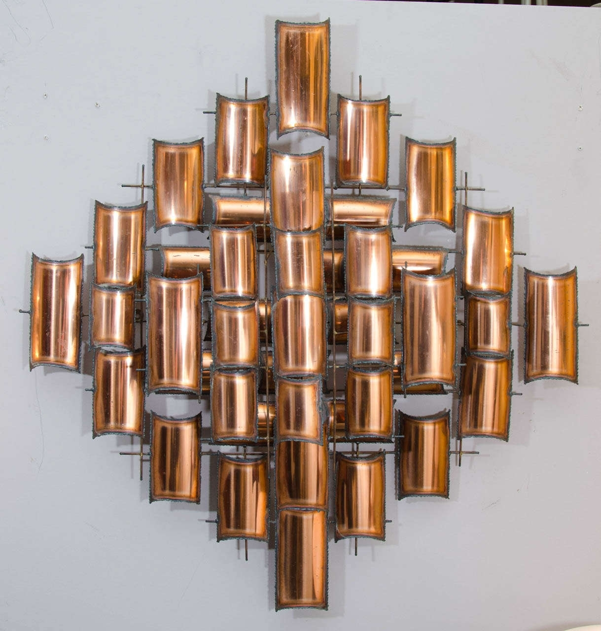 Wall Art Designs: Copper Wall Art Home Decorate Wall Art Abstract Within 2018 Abstract Metal Fish Wall Art (View 10 of 20)