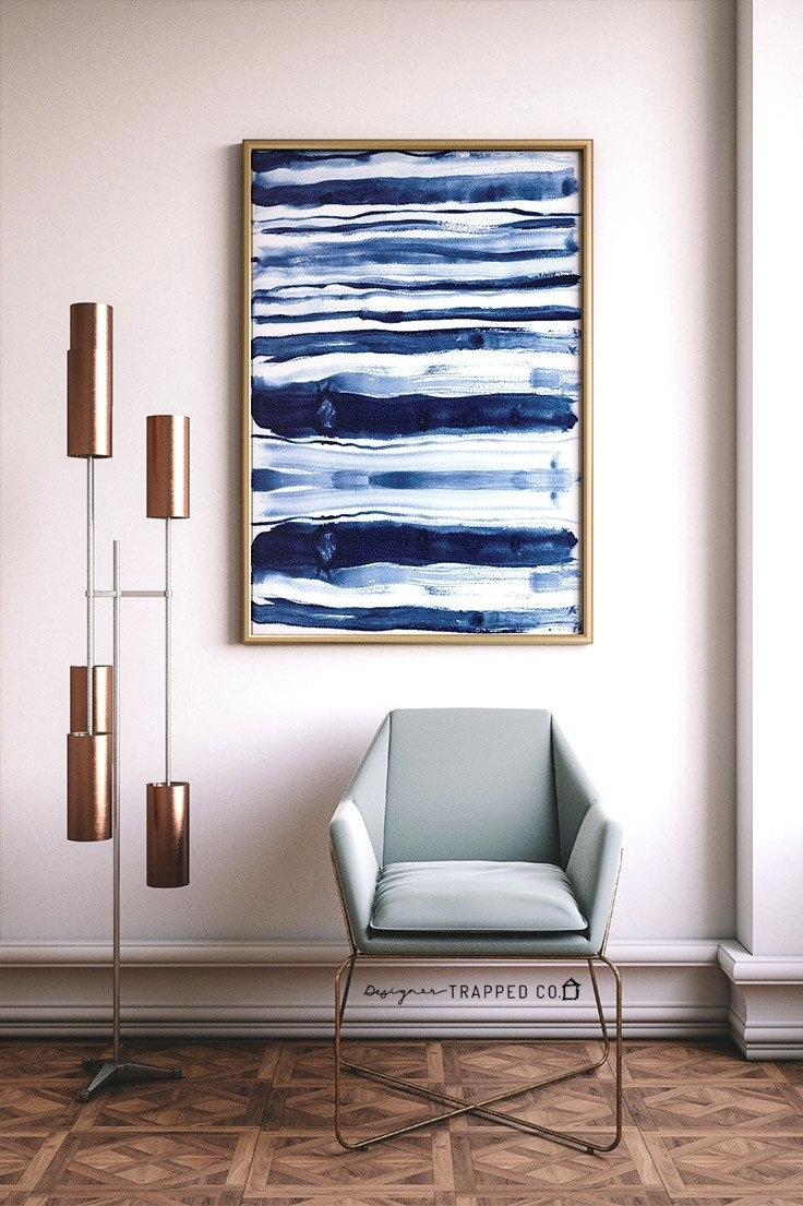 Wall Art Designs Horizontal Wall Art The White Birch Forest Throughout 2017 Horizontal Abstract Wall Art (View 4 of 20)