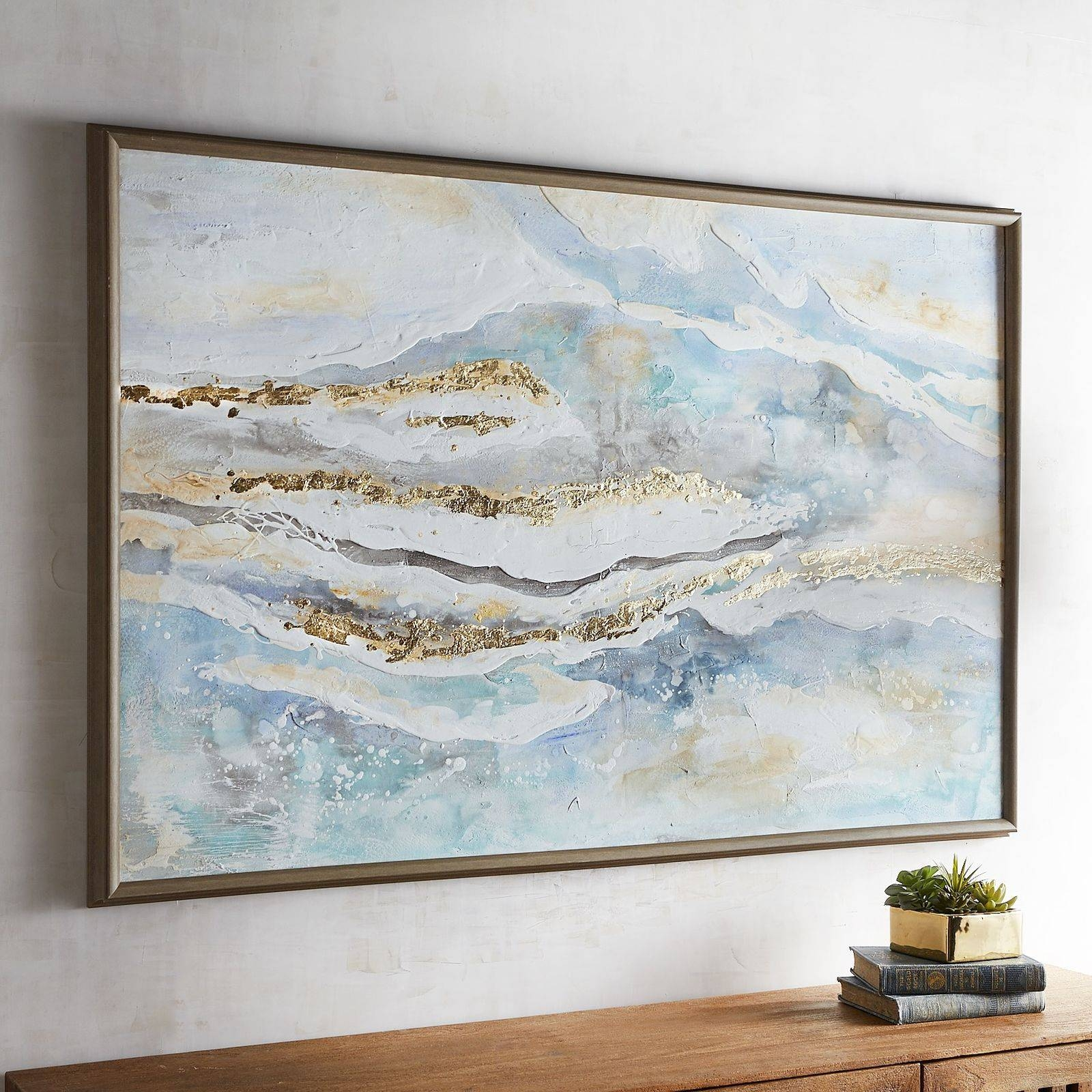 Wall Art: Marvellous Framed Coastal Art Nautical Metal Wall Art Intended For Most Current Coastal Wall Art Canvas (View 20 of 20)