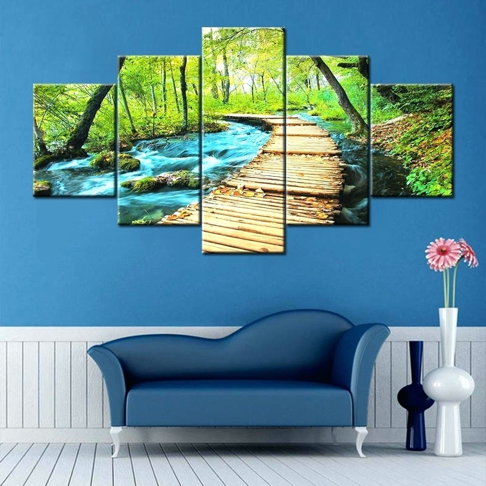 Wall Arts ~ Abstract Nature Canvas Wall Art Canvas Wall Art Sets For Best And Newest Abstract Nature Canvas Wall Art (View 10 of 20)