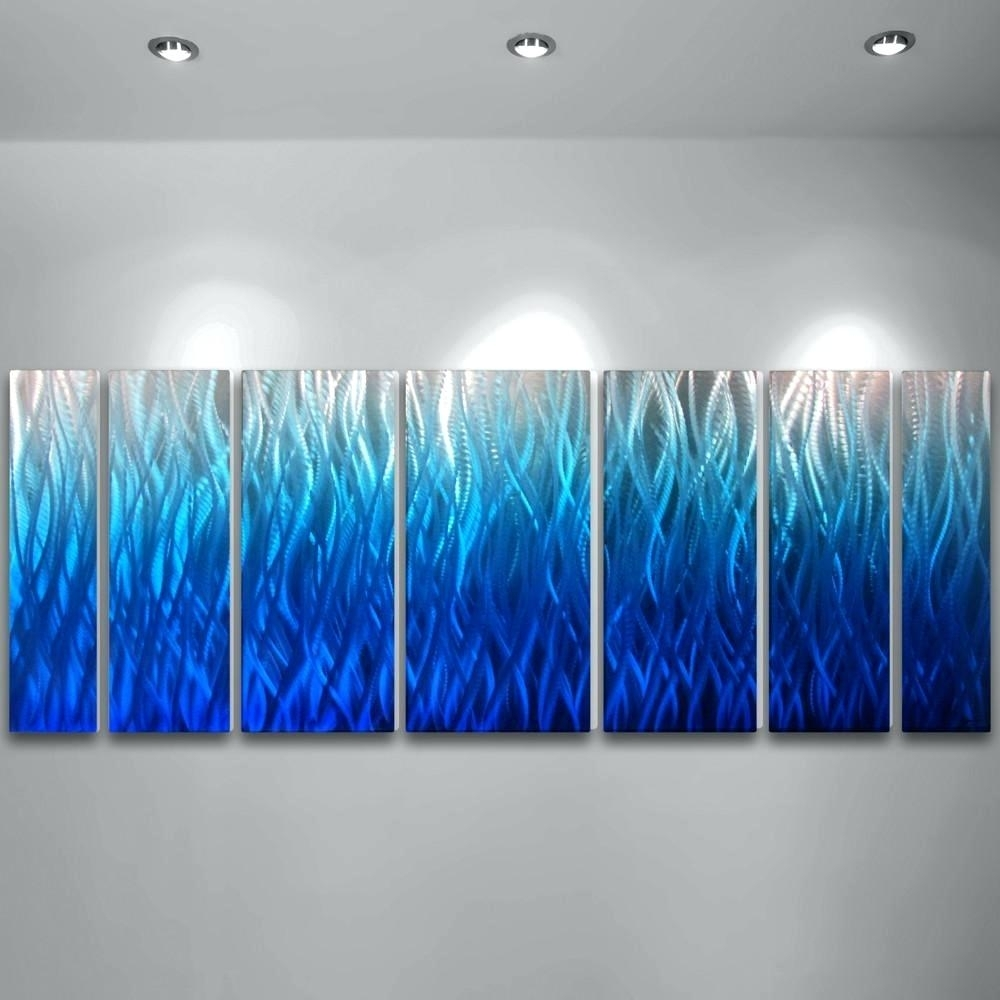 Wall Arts ~ Geometric Modern Metal Abstract Wall Art Modern Metal For Current Melbourne Abstract Wall Art (View 20 of 20)
