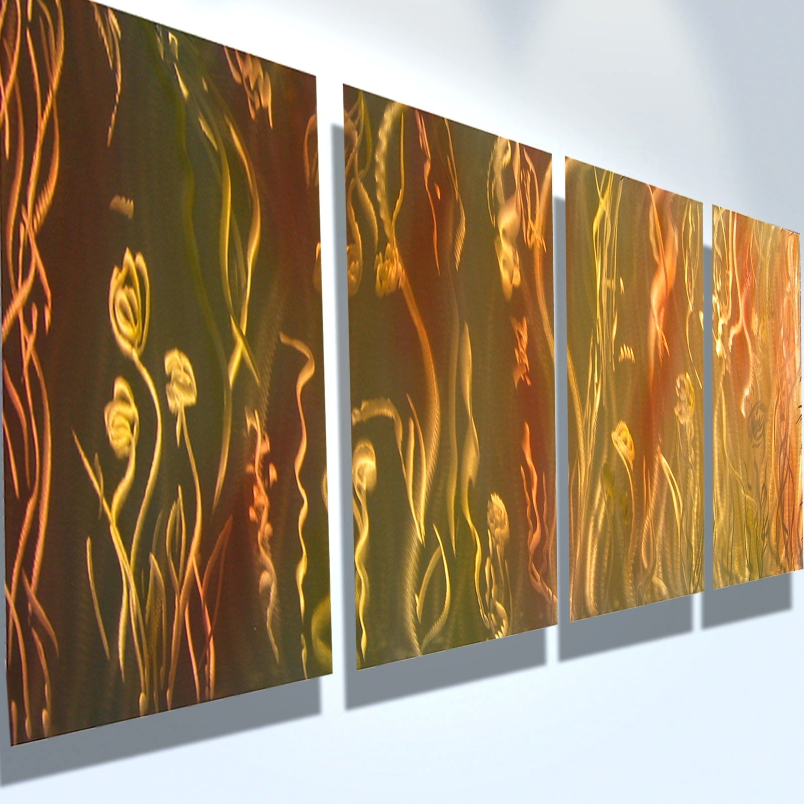 Wall Arts ~ Geometric Modern Metal Abstract Wall Art Modern Metal Pertaining To Current Melbourne Abstract Wall Art (View 13 of 20)