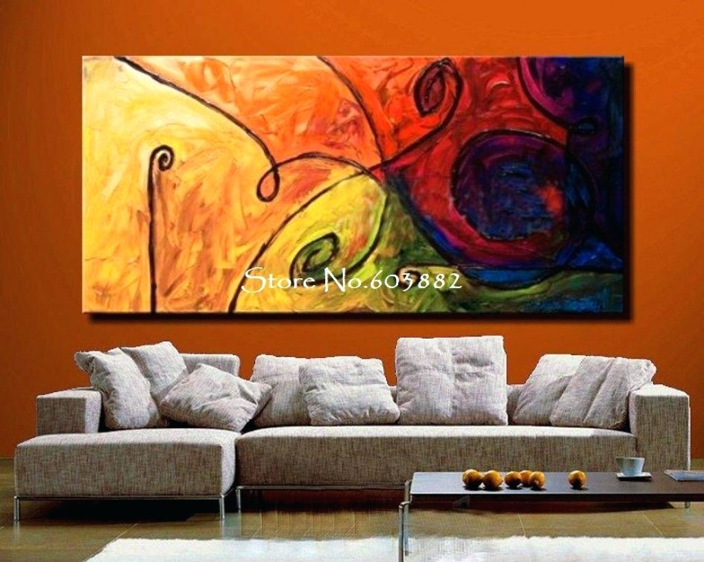 Wall Arts ~ Large Abstract Canvas Art Australia Abstract Canvas In Most Current Abstract Canvas Wall Art Australia (View 12 of 20)